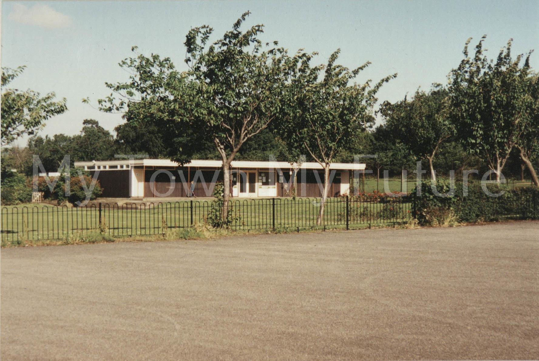 Prissick Sports Centre (2000)