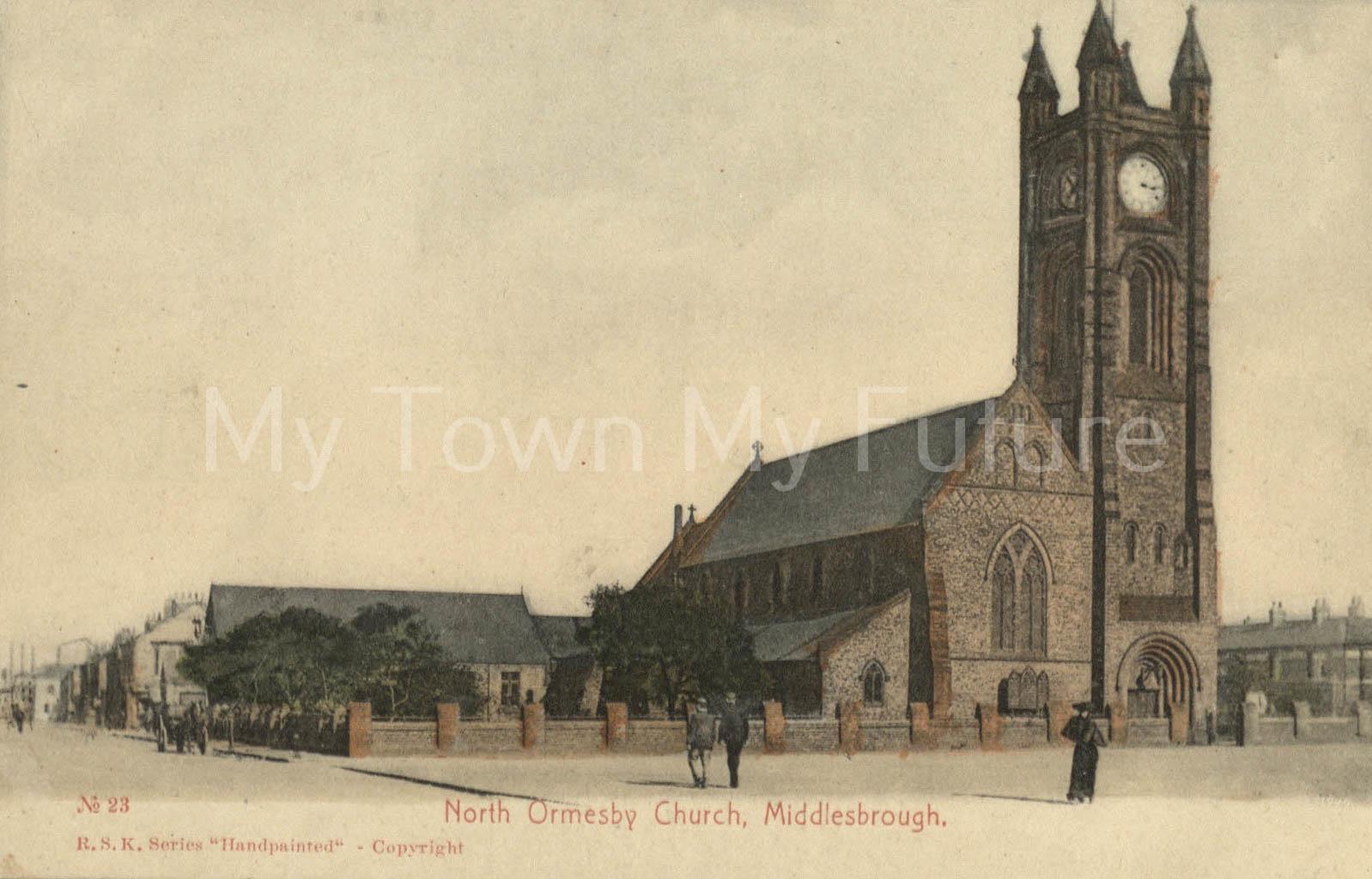 Holy Trinity Church, North Ormesby - RSK Series