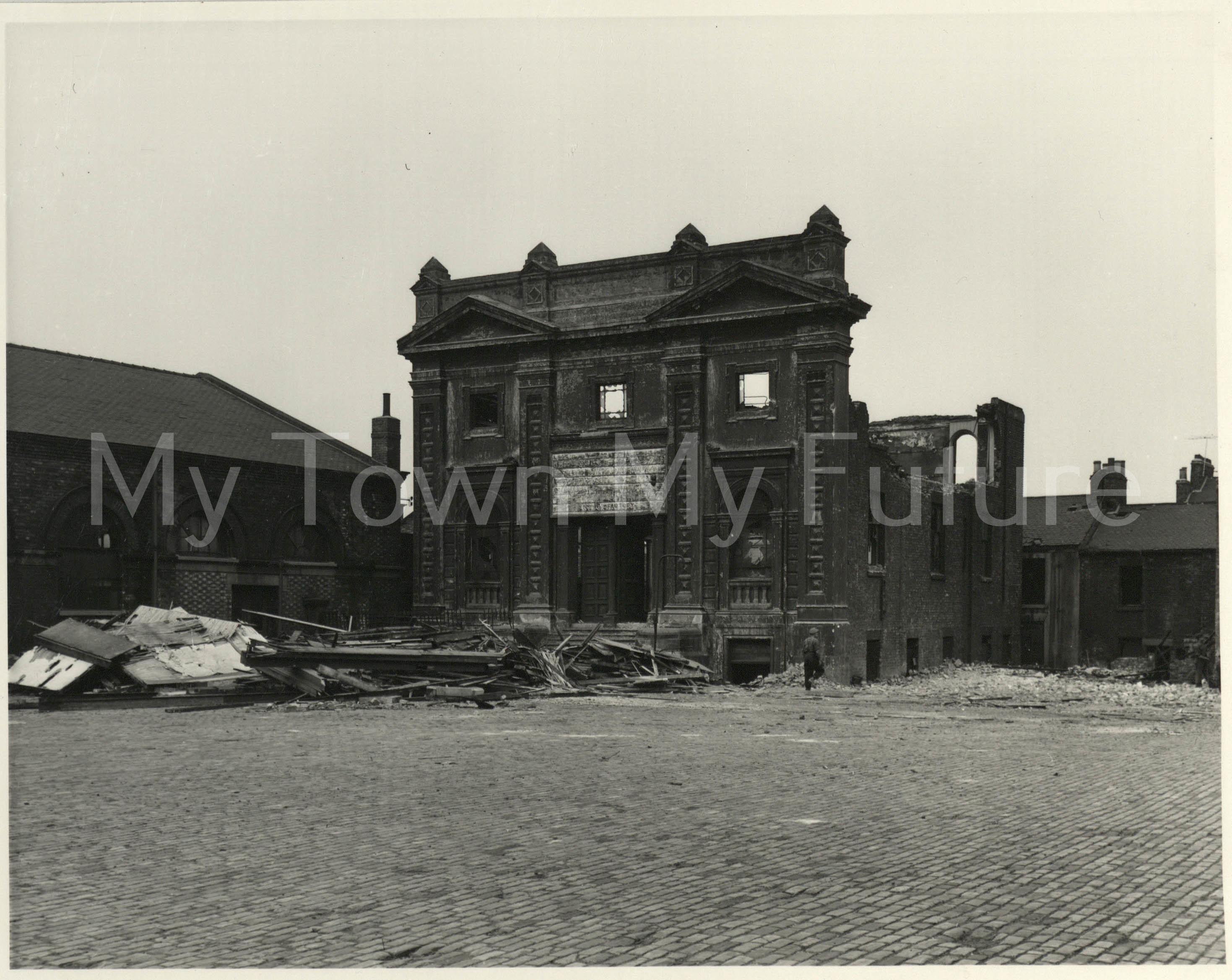 Centenary Methodist Church, 1959 - Department of Planning and Development - Teesside