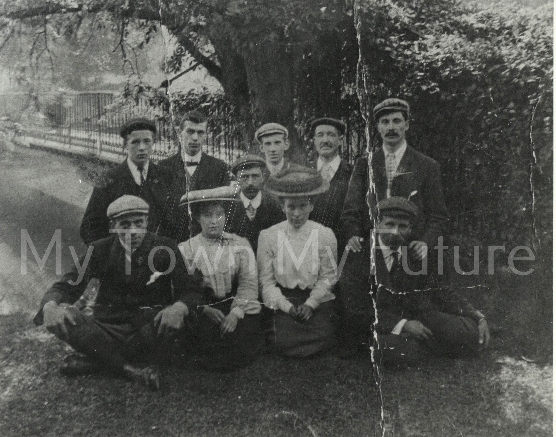 Centenary Methodist Church Cycling Club (1908)
