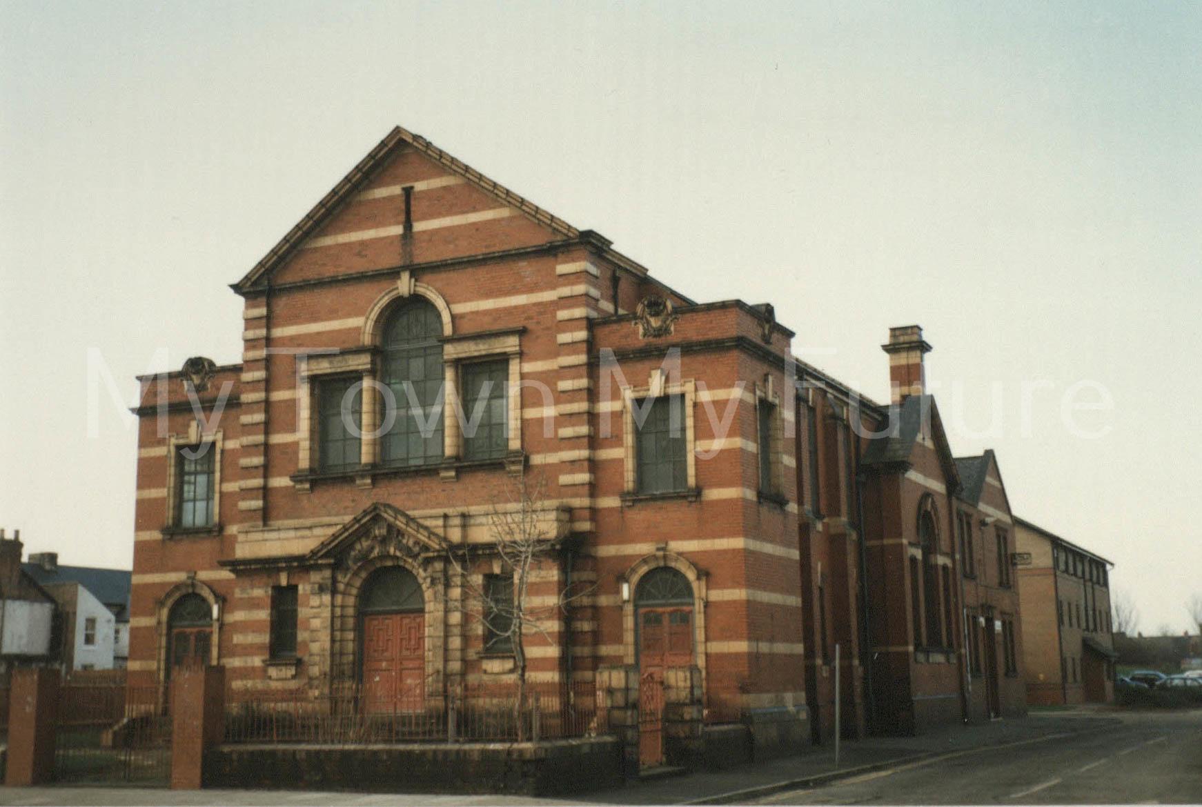 Swattters Carr Methodist Mission, Waterloo Road.