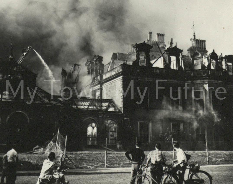 Marton Hall, Stewart Park, 1960