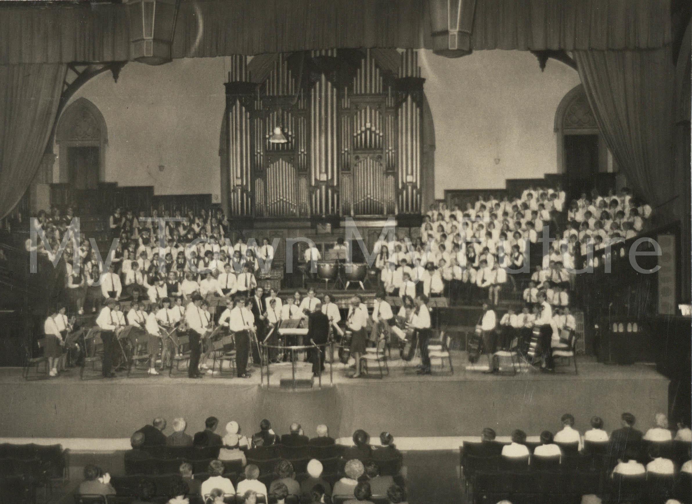 Middlesbrough Schools Choir & Orchestra 1966