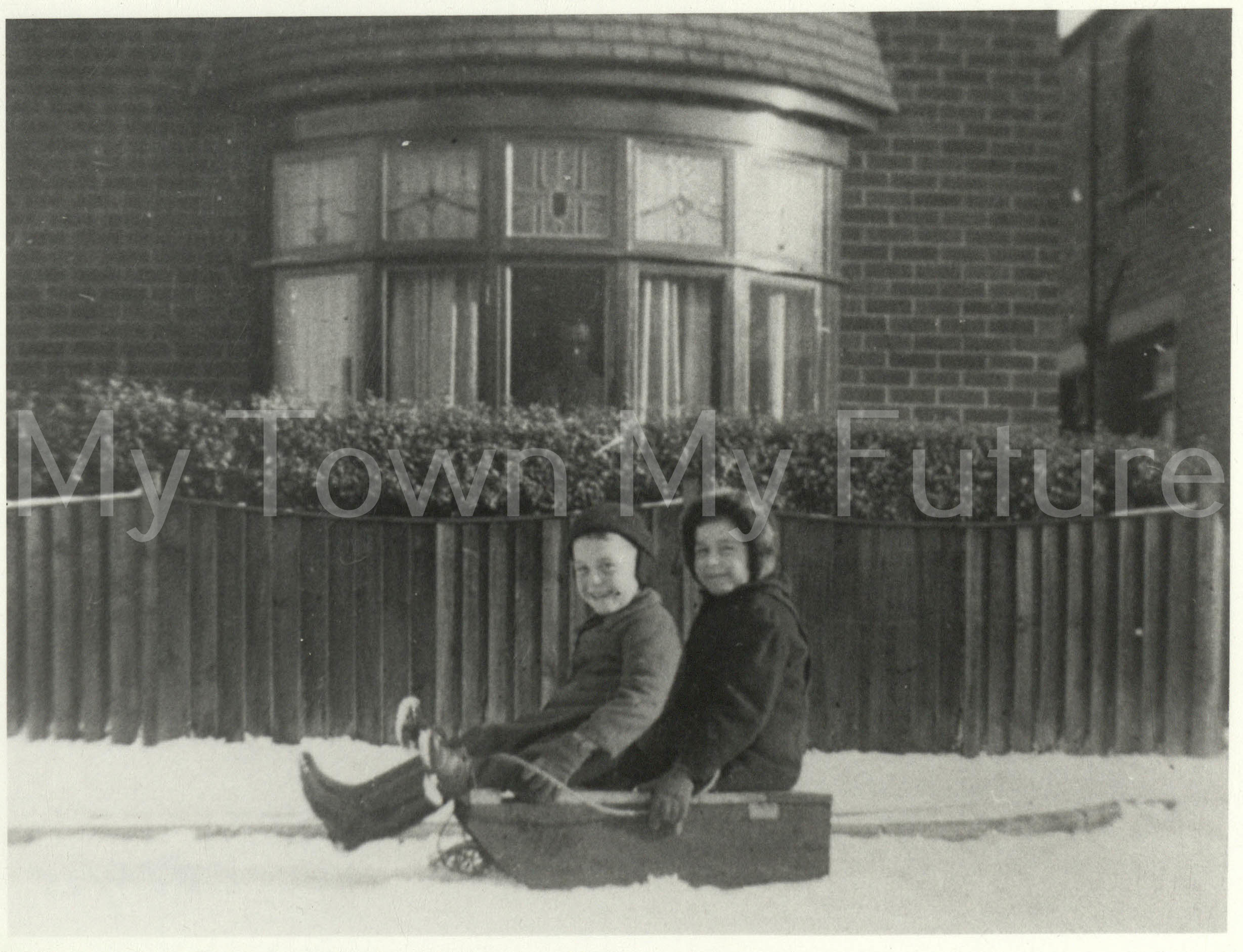 Marion Avenue Linthorpe_1943_N Moorsom