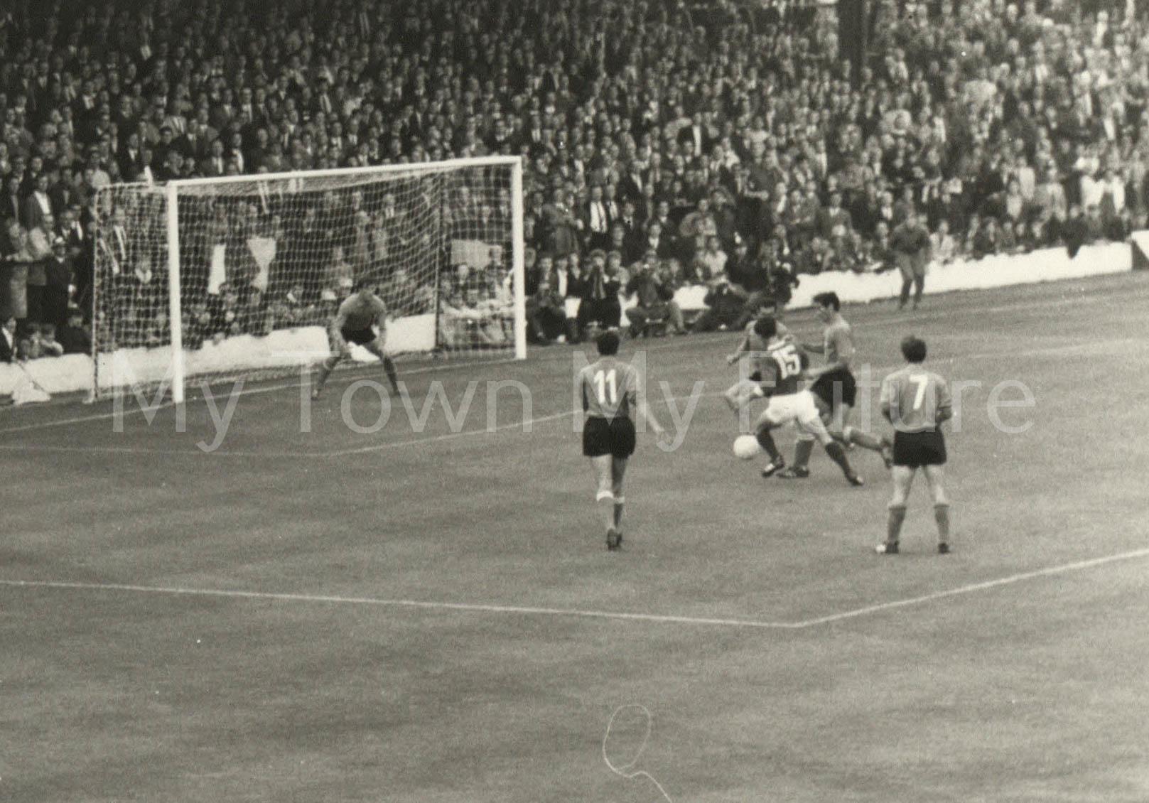 World Cup North Korea v Italy 1966