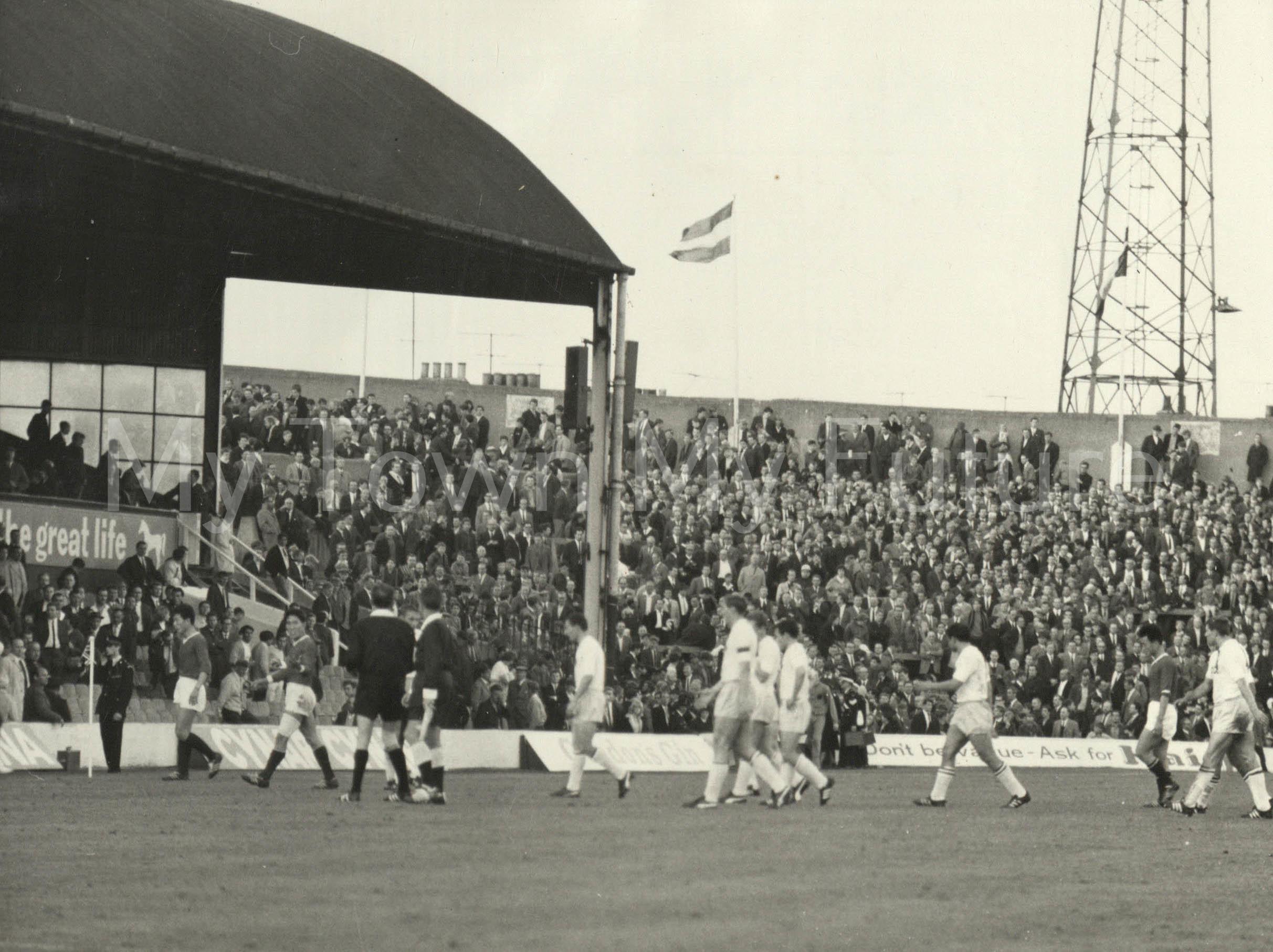 World Cup North Korea v USSR 1966