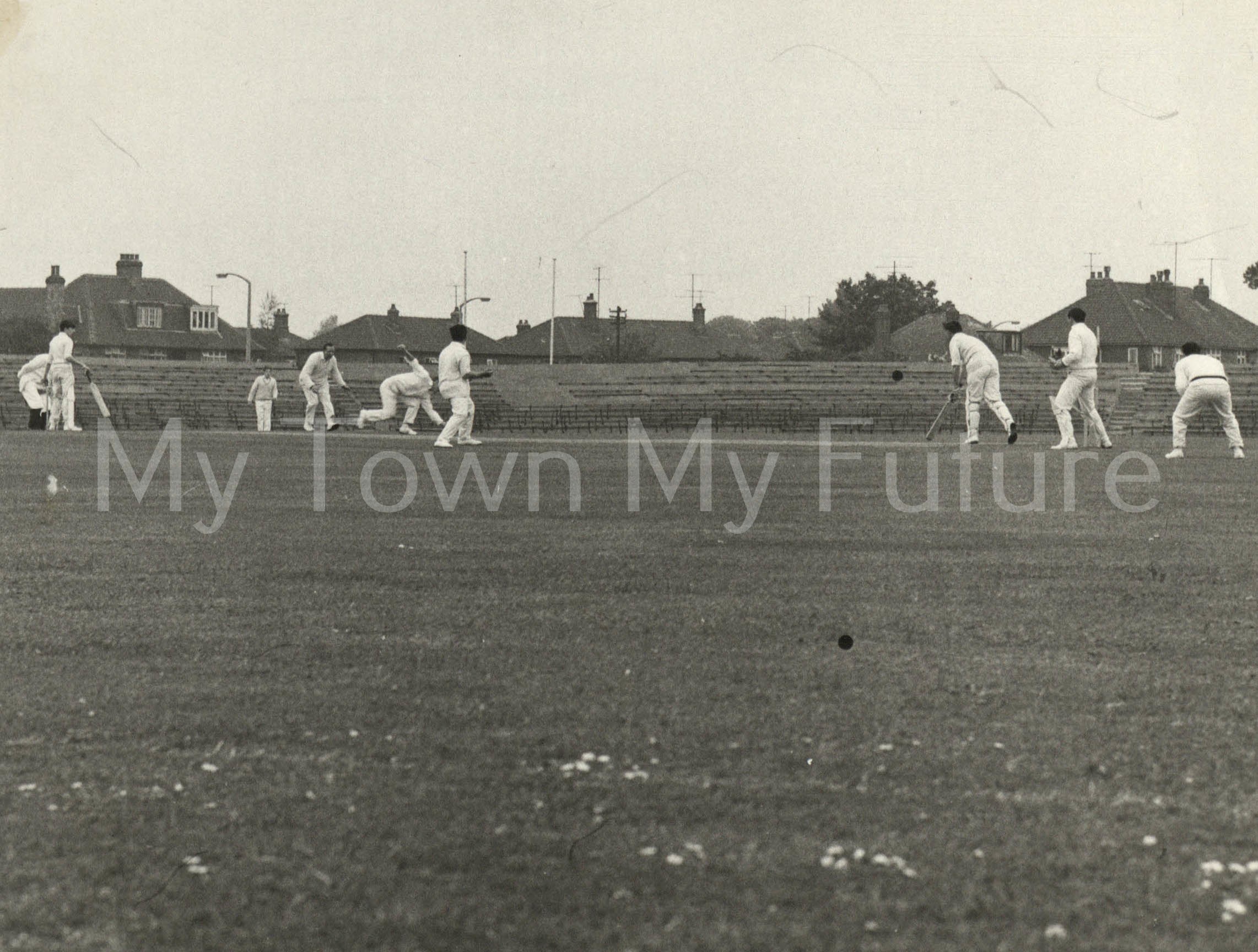 Middlesbrough II v West Hartlepool II,NYSD Division 2,Cricket