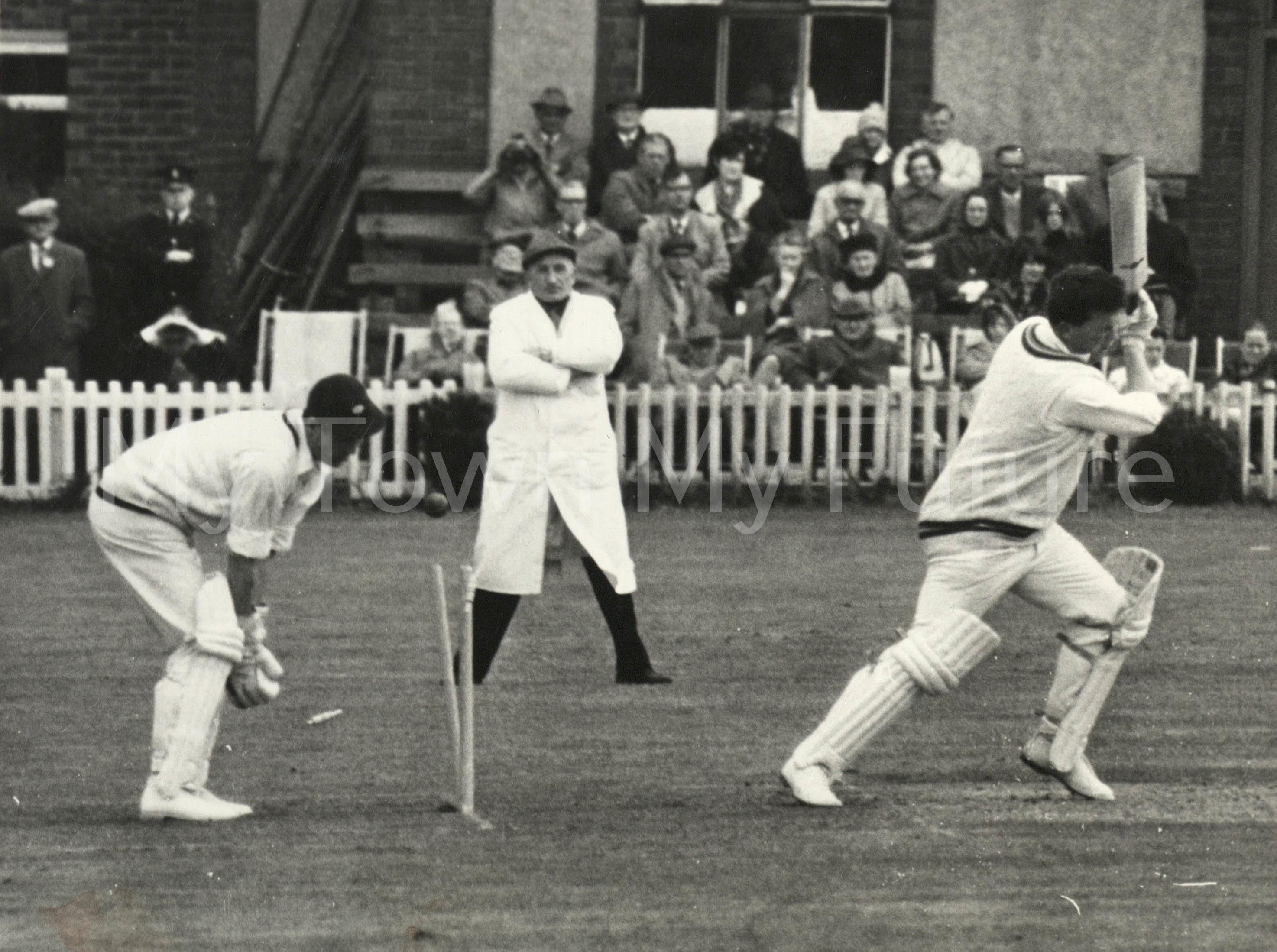 Acklam Park,Cricket,Yorkshire v Gloucester
