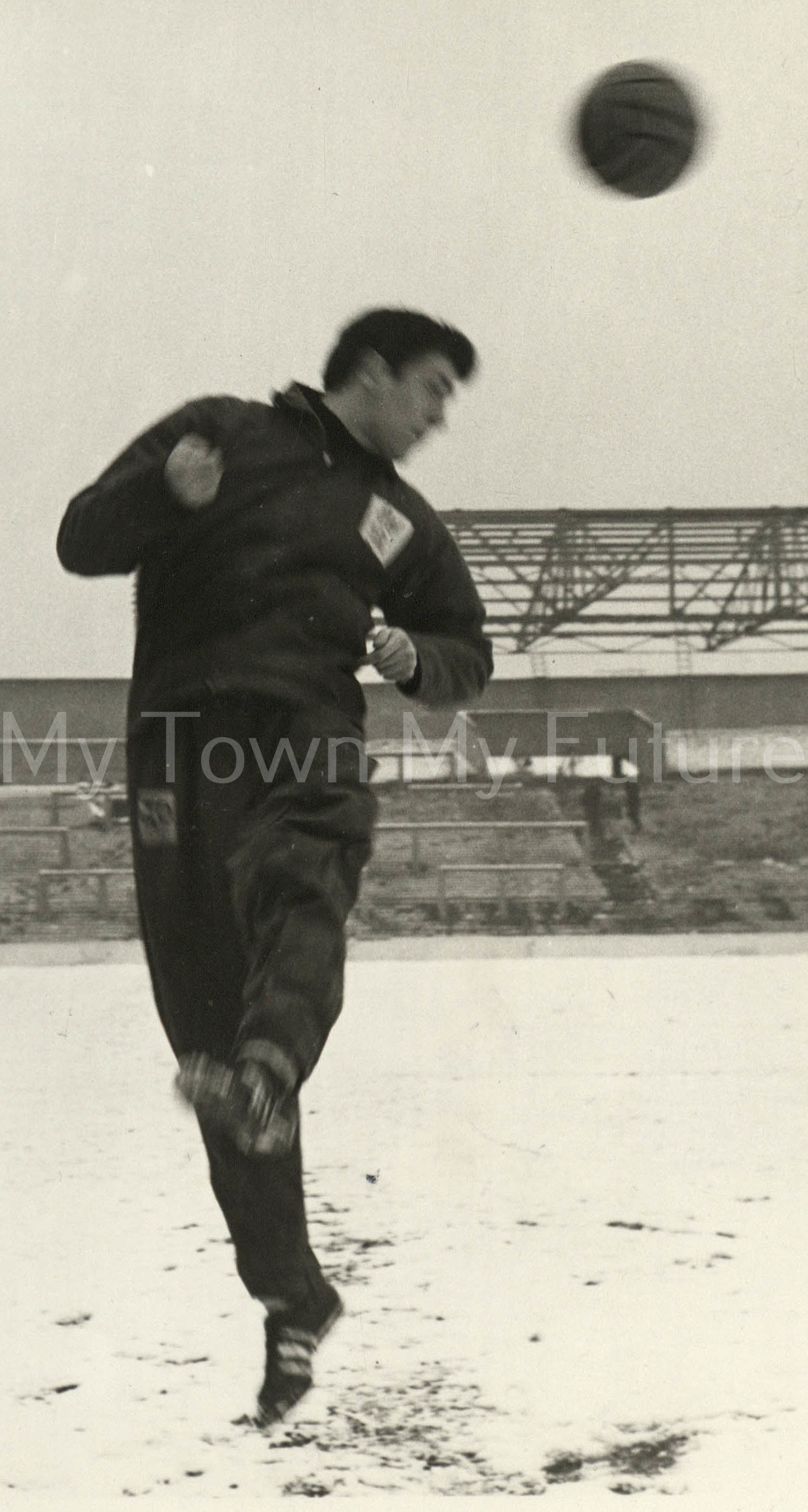 Middlesbrough Football Club,Eric McMordie
