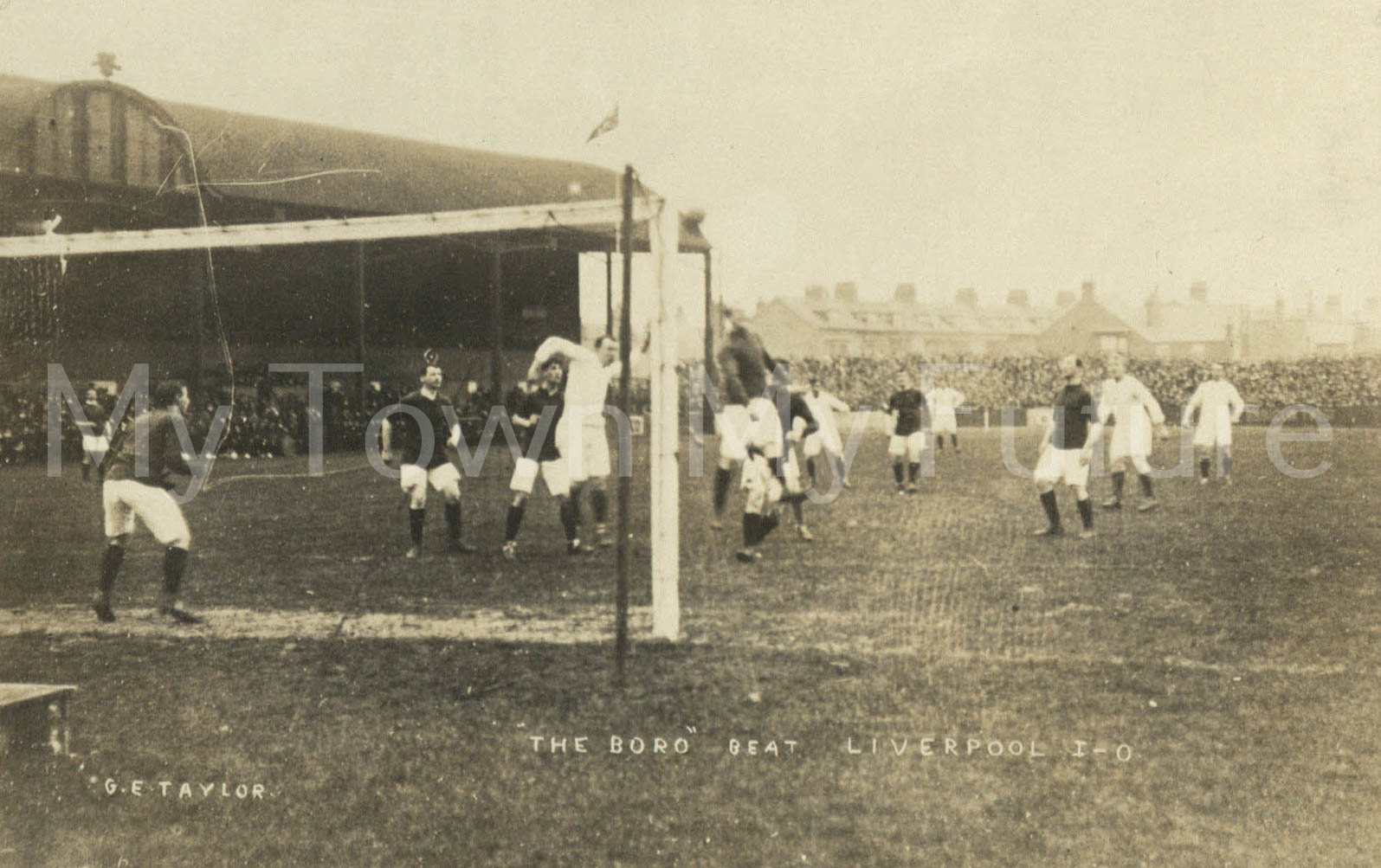 Middlesbrough Football Club v Liverpool