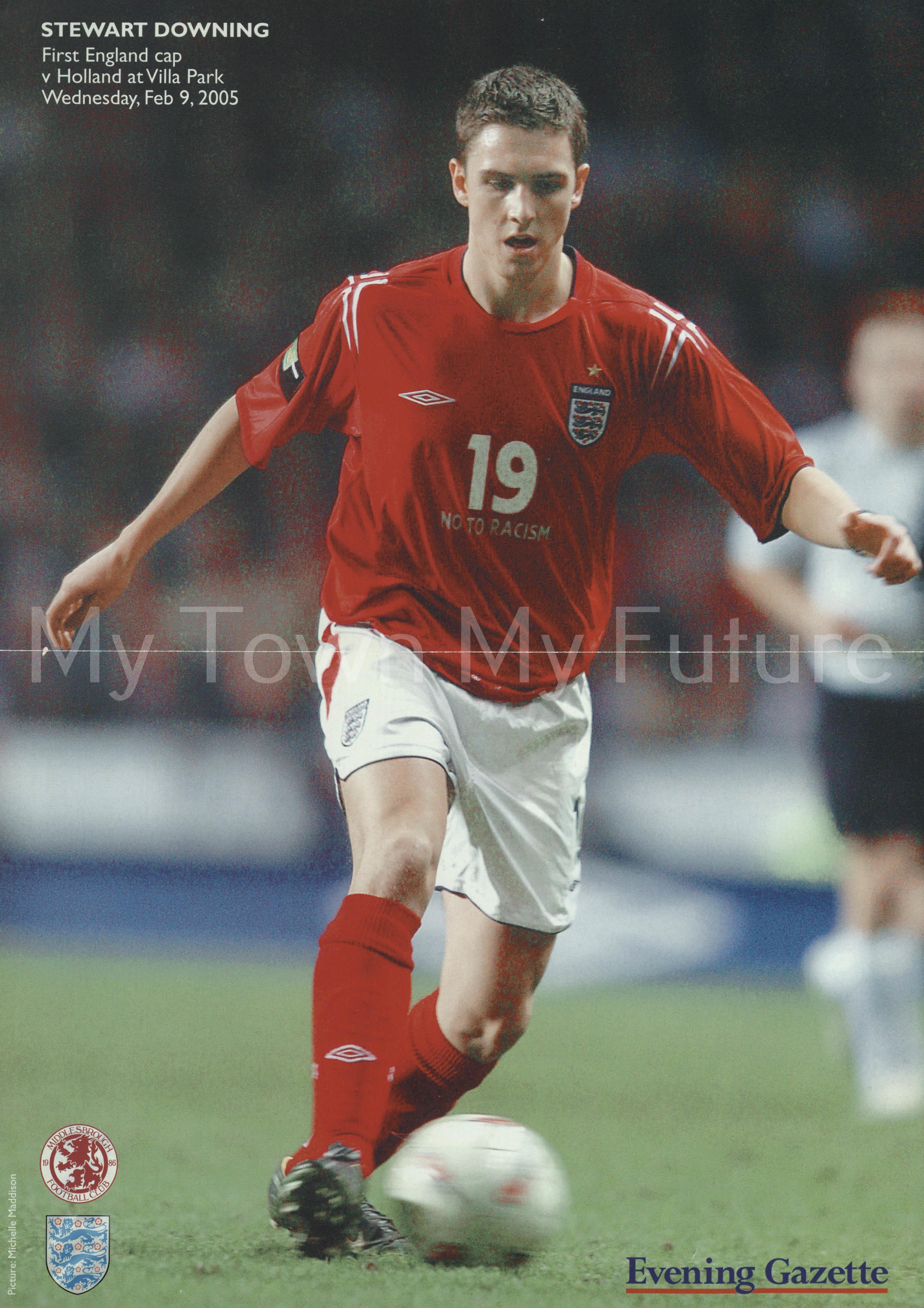 Middlesbrough Football Club,Stewart Downing