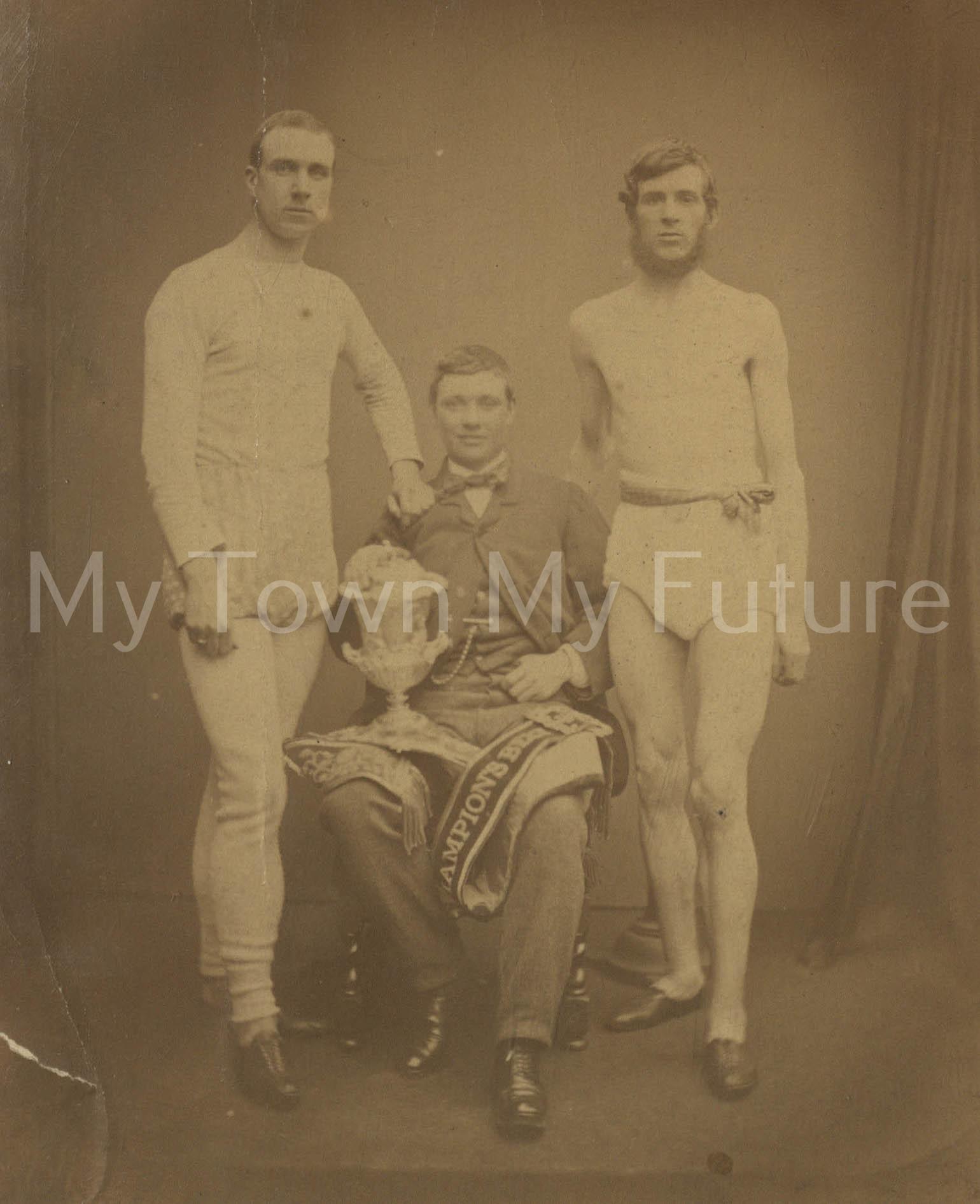 Athletics,John Joseph Nevin