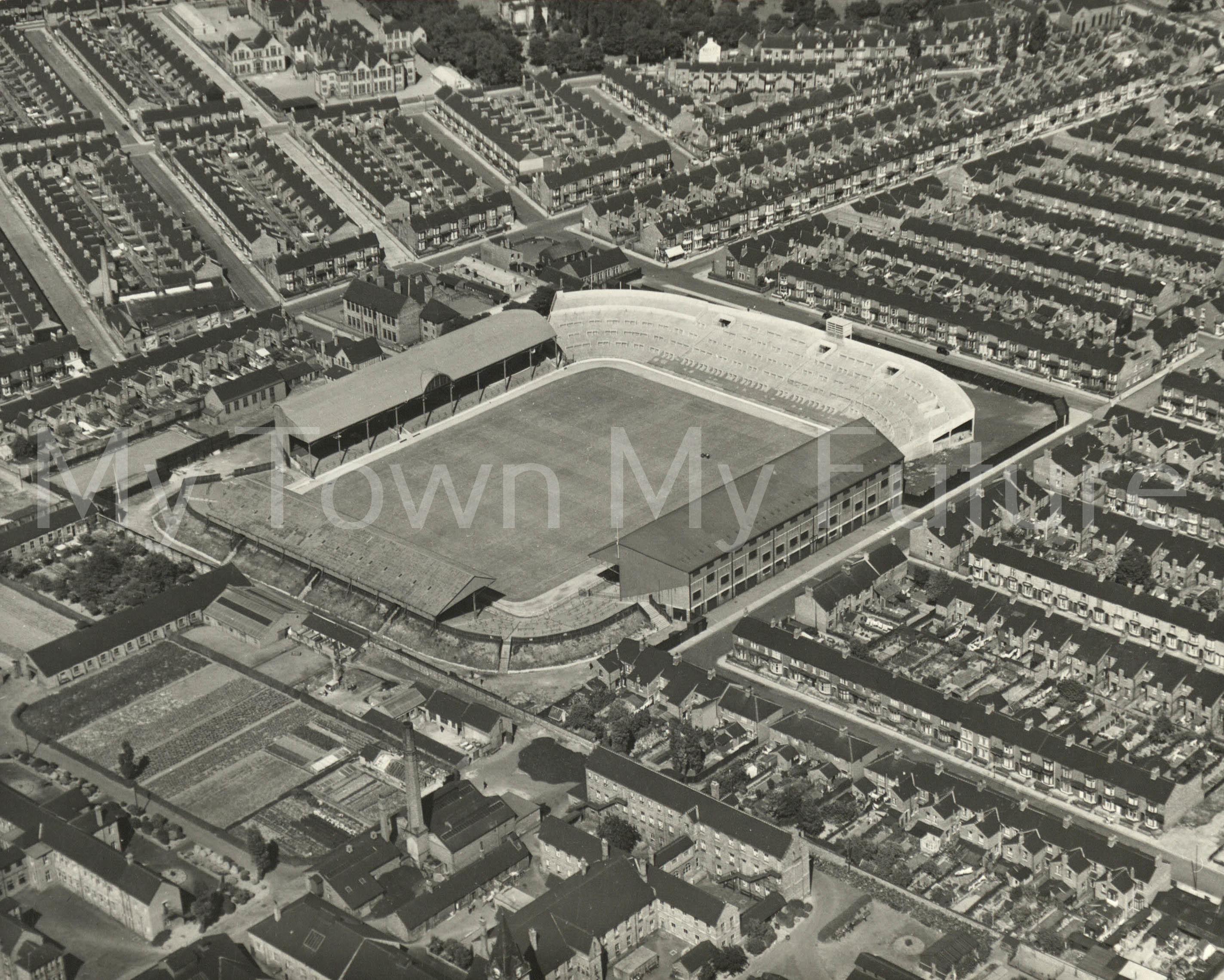 Middlesbrough Football Club 1951