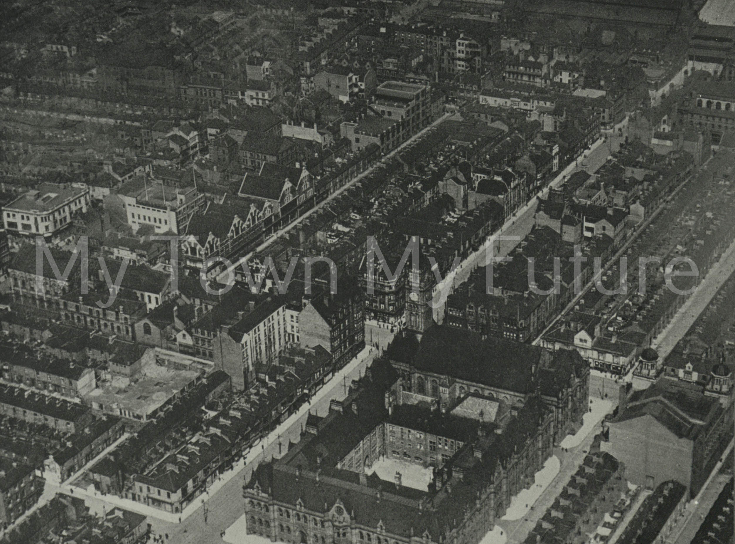 Middlesbrough Town Centre 1930