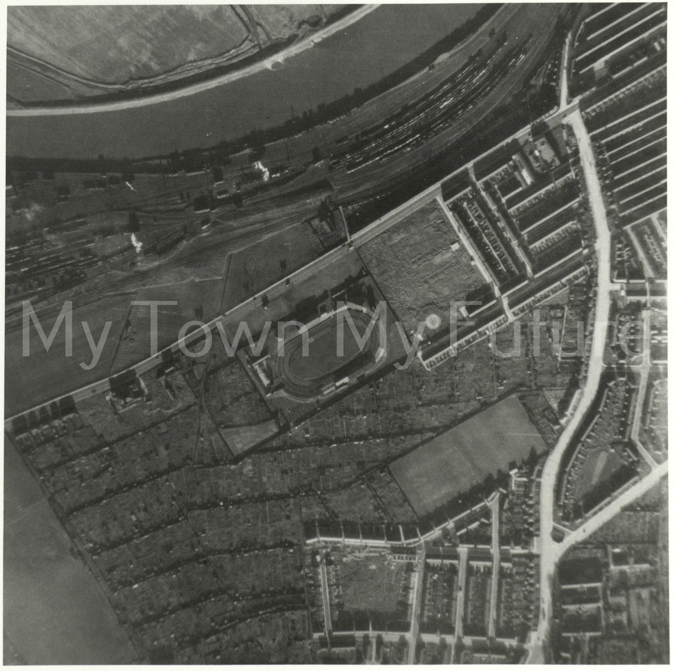 Acklam Road and West Lane Area, (13 November 1946).