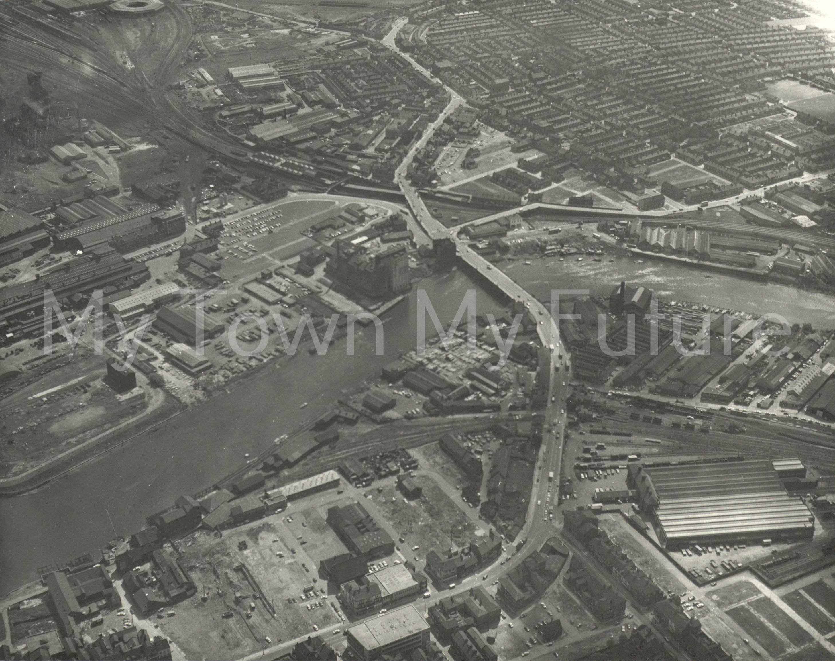 Stockton and Thornaby (1968).