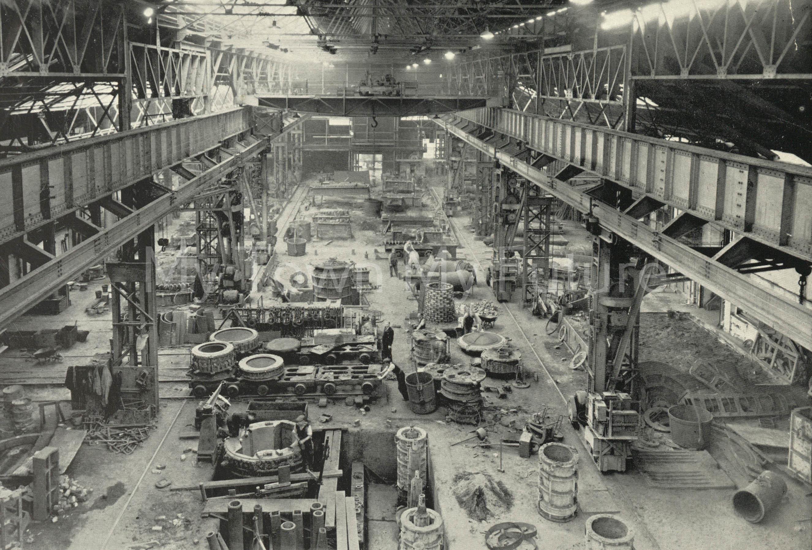 Cochrane's Ironworks