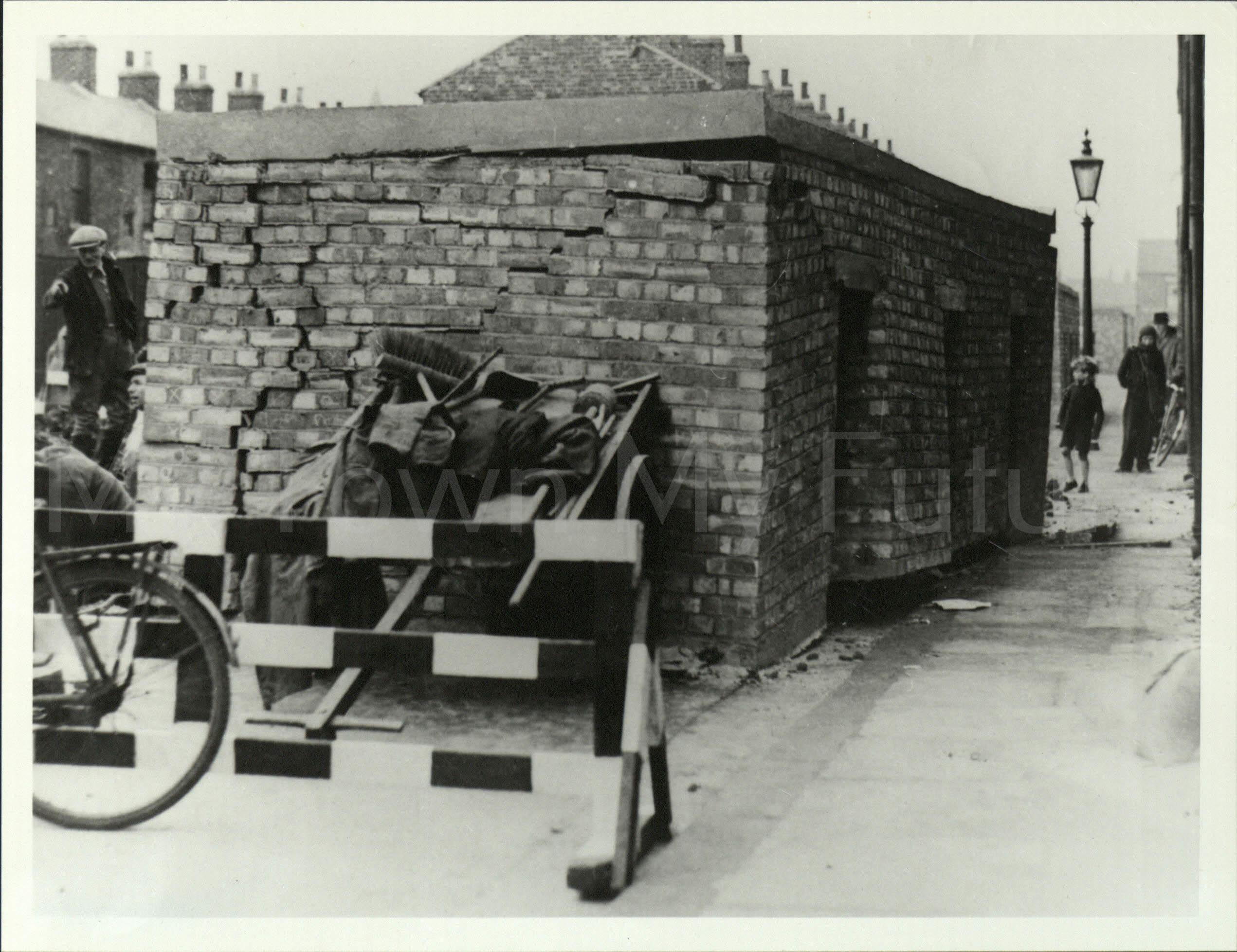 Brick Surface Shelters