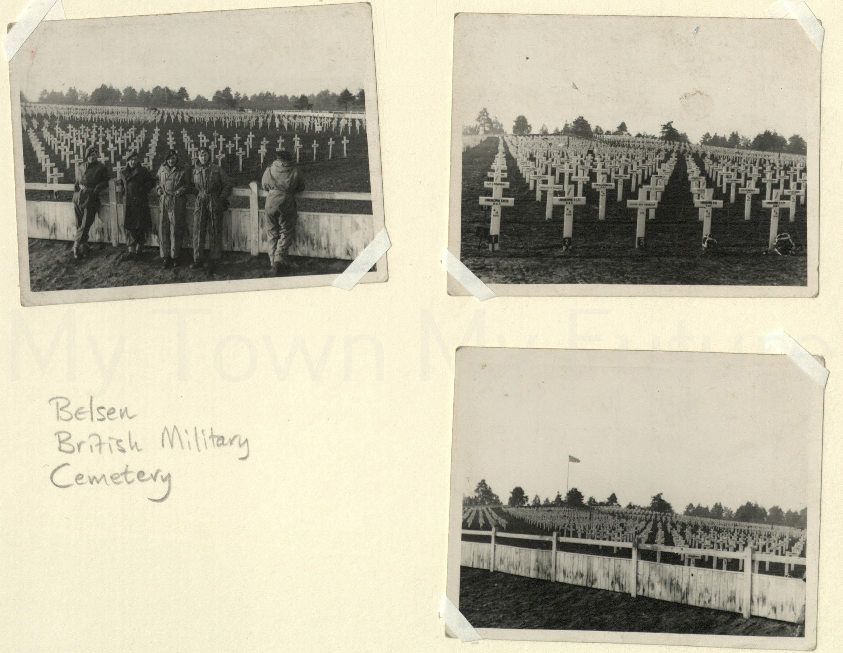 Belsen British Military Cemetery
