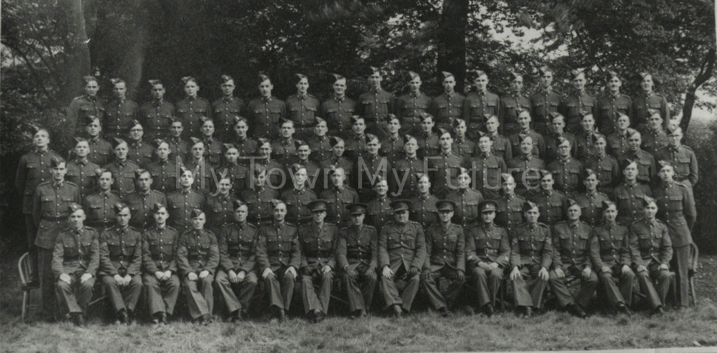 The 7th AA Division Signals T.A.