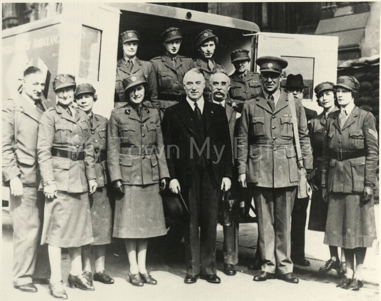 Military Personnel,Sir William Crosthwaite