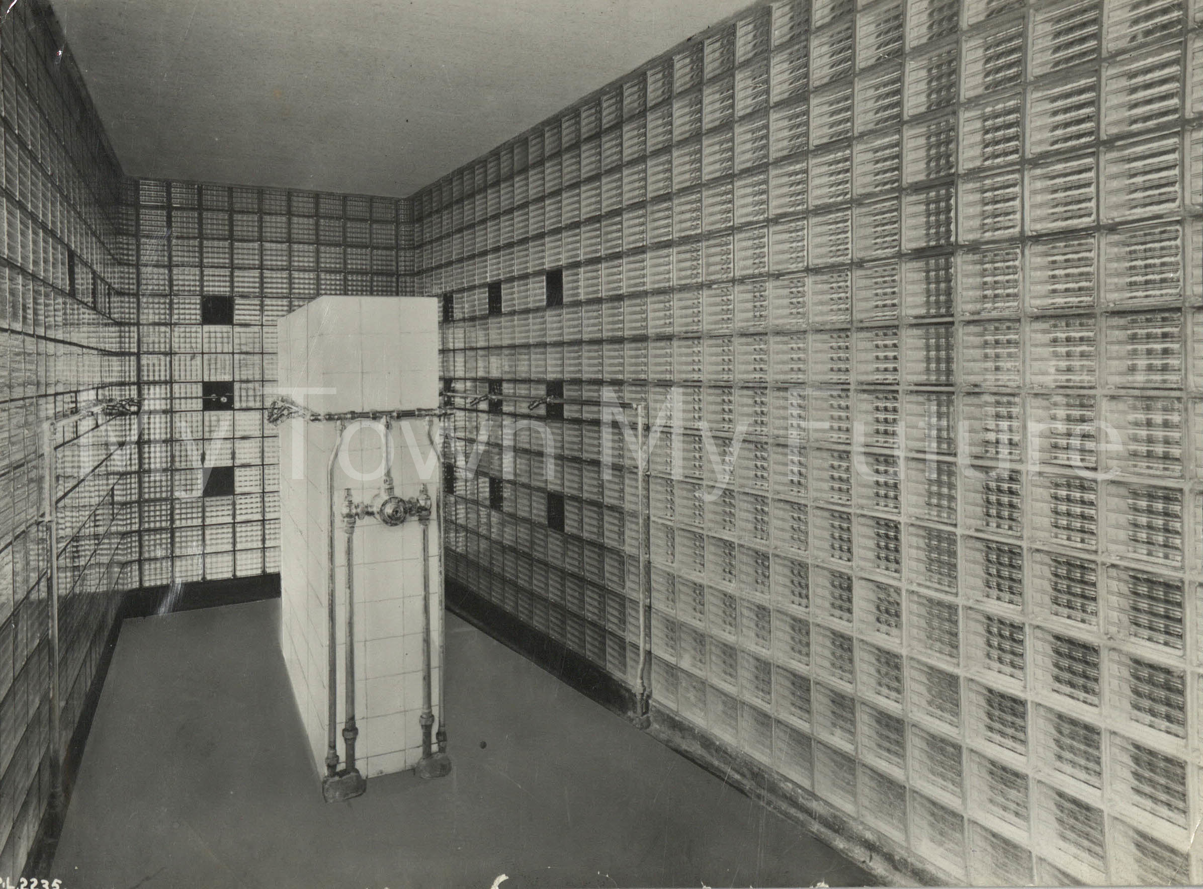 Langbaurgh Secondary School (February 1957)