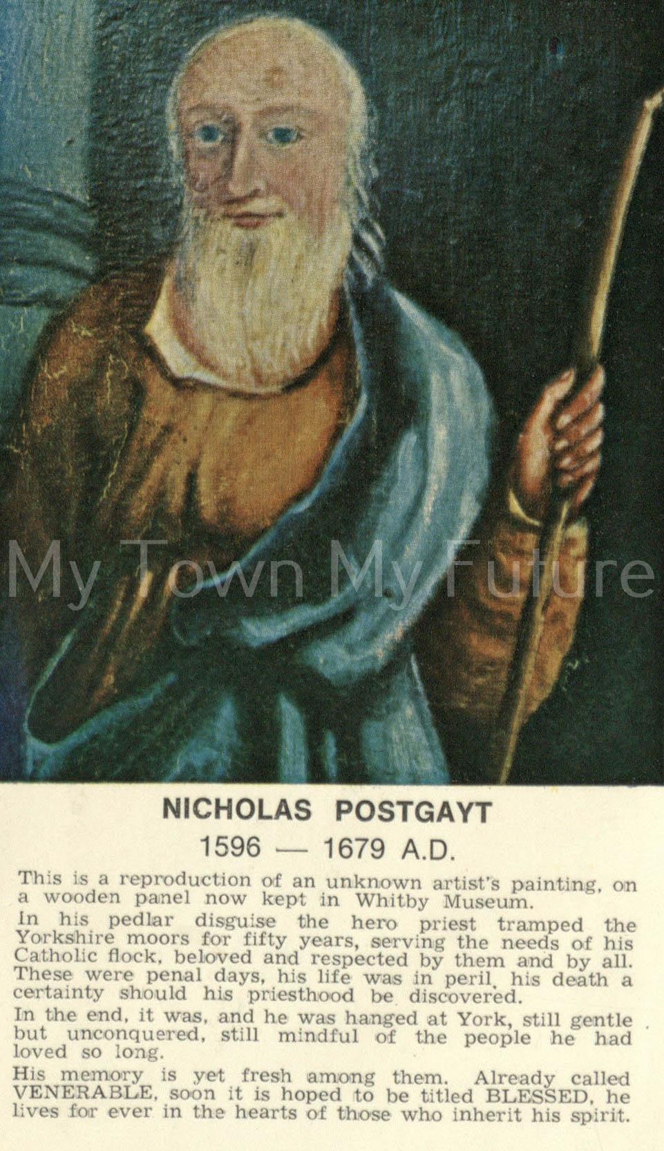 Nicholas Postgayt