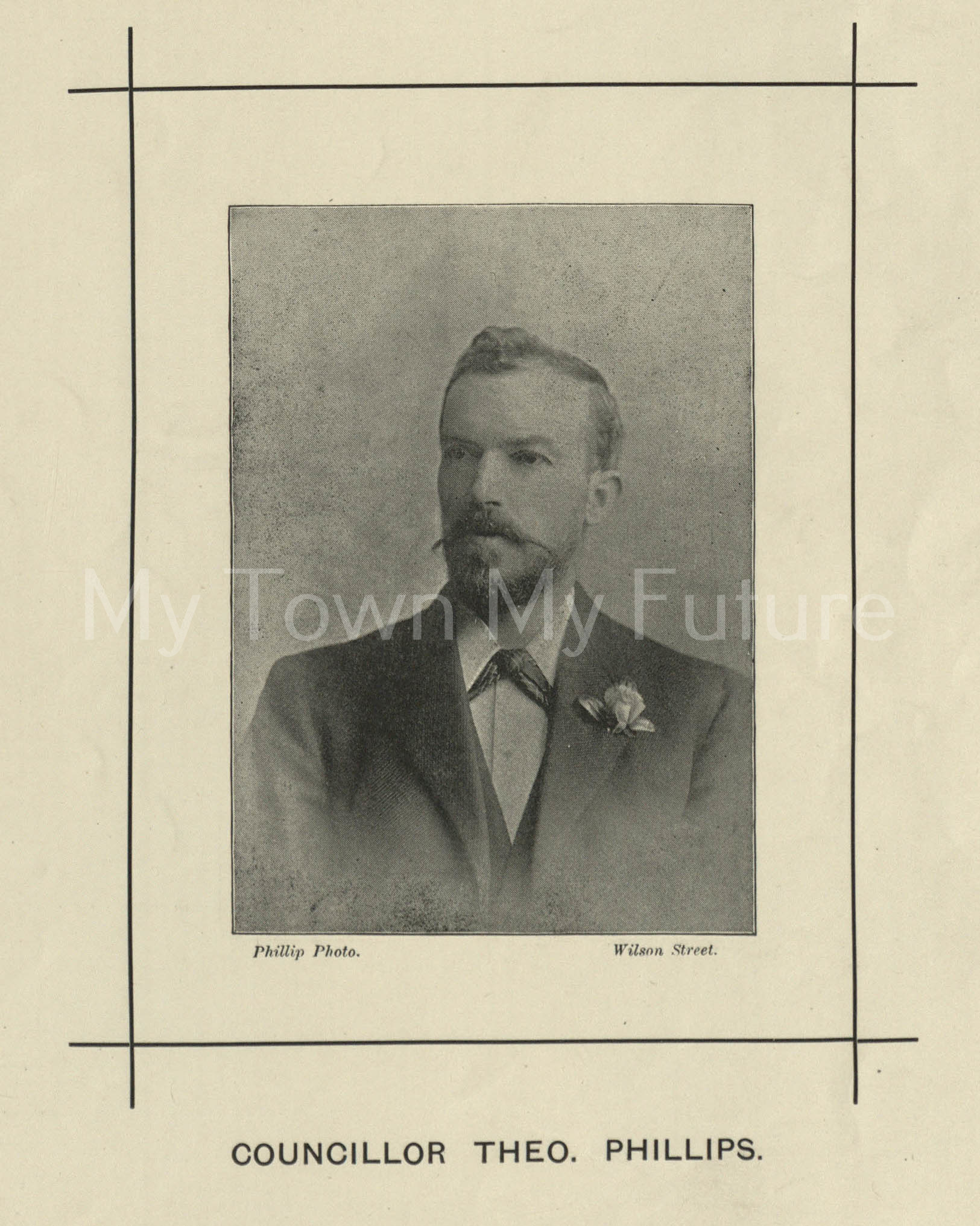 Councillor Theo Phillips