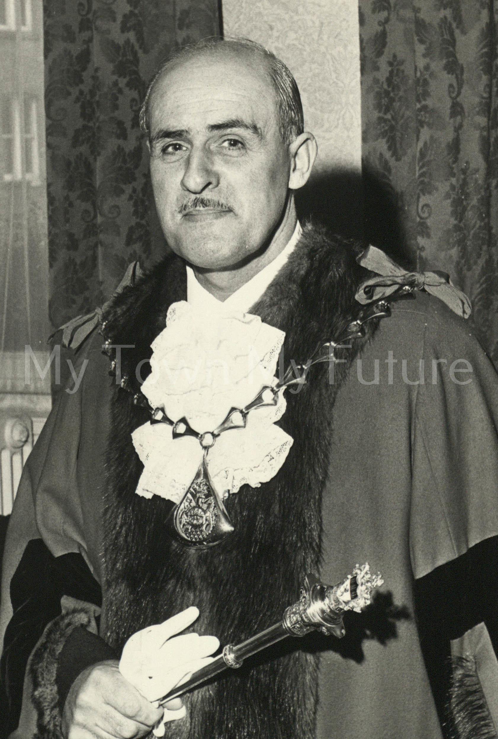 Councillor Len Poole
