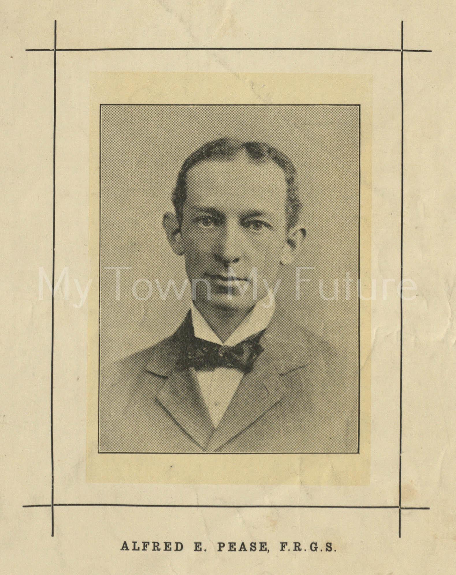 Alfred E Pease