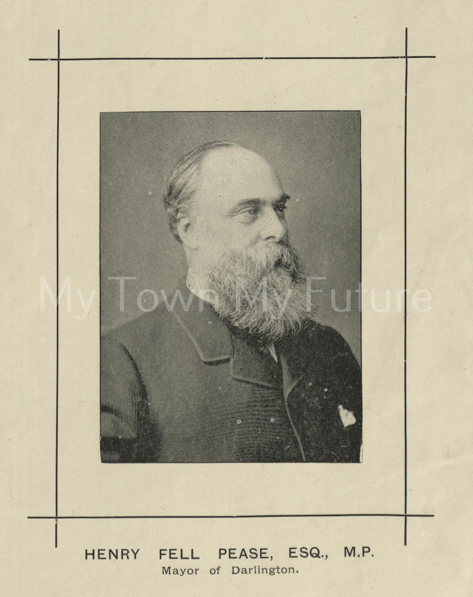 Henry Fell Pease