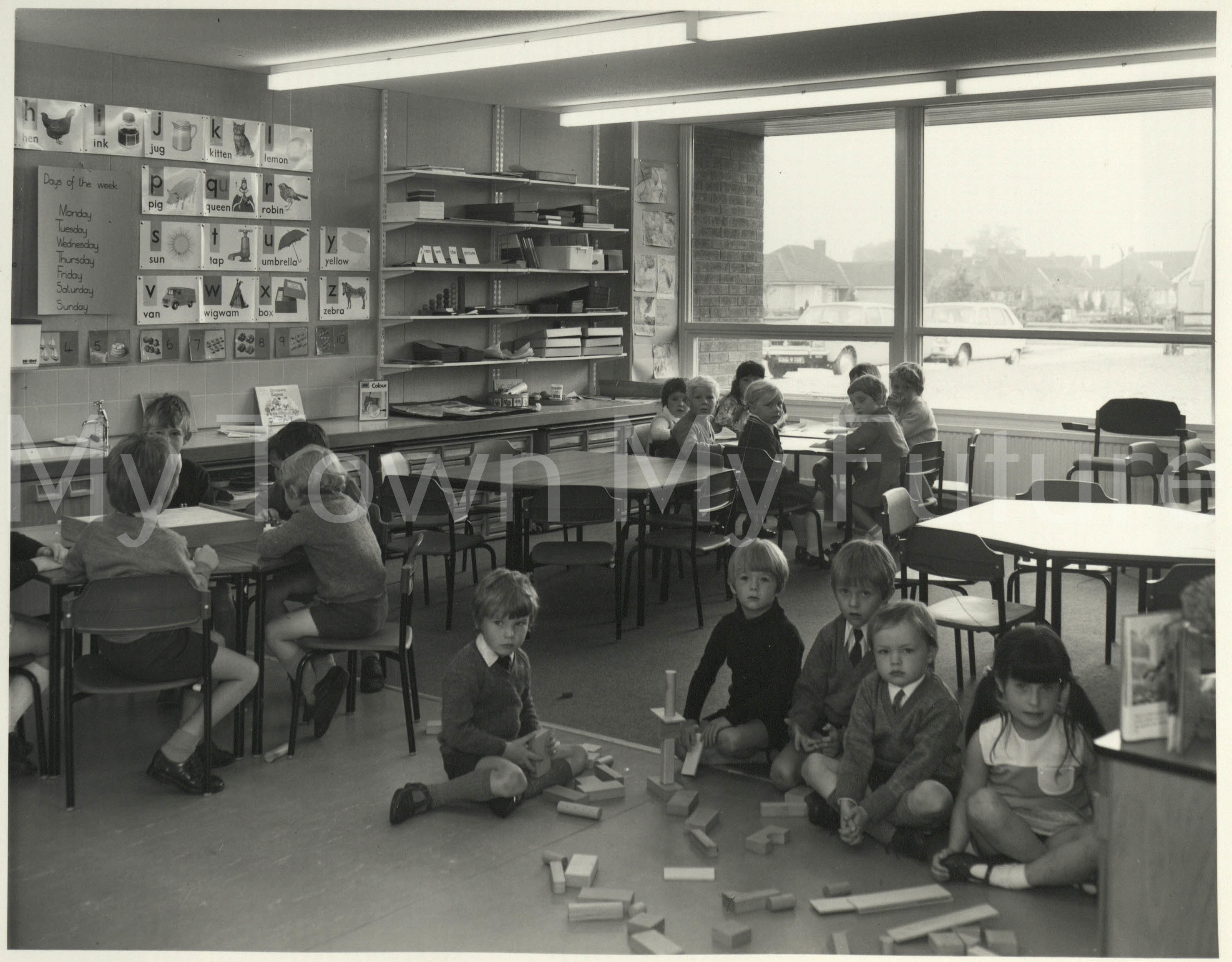 Whale Hill Primary School