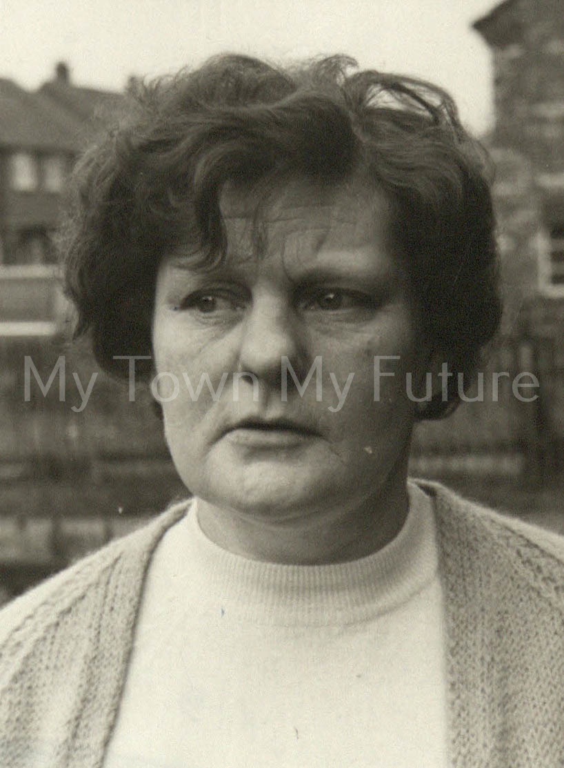 Mrs. N. Ruffles