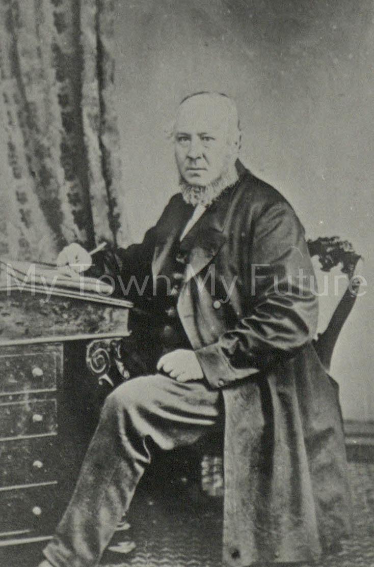 Alderman John Richardson