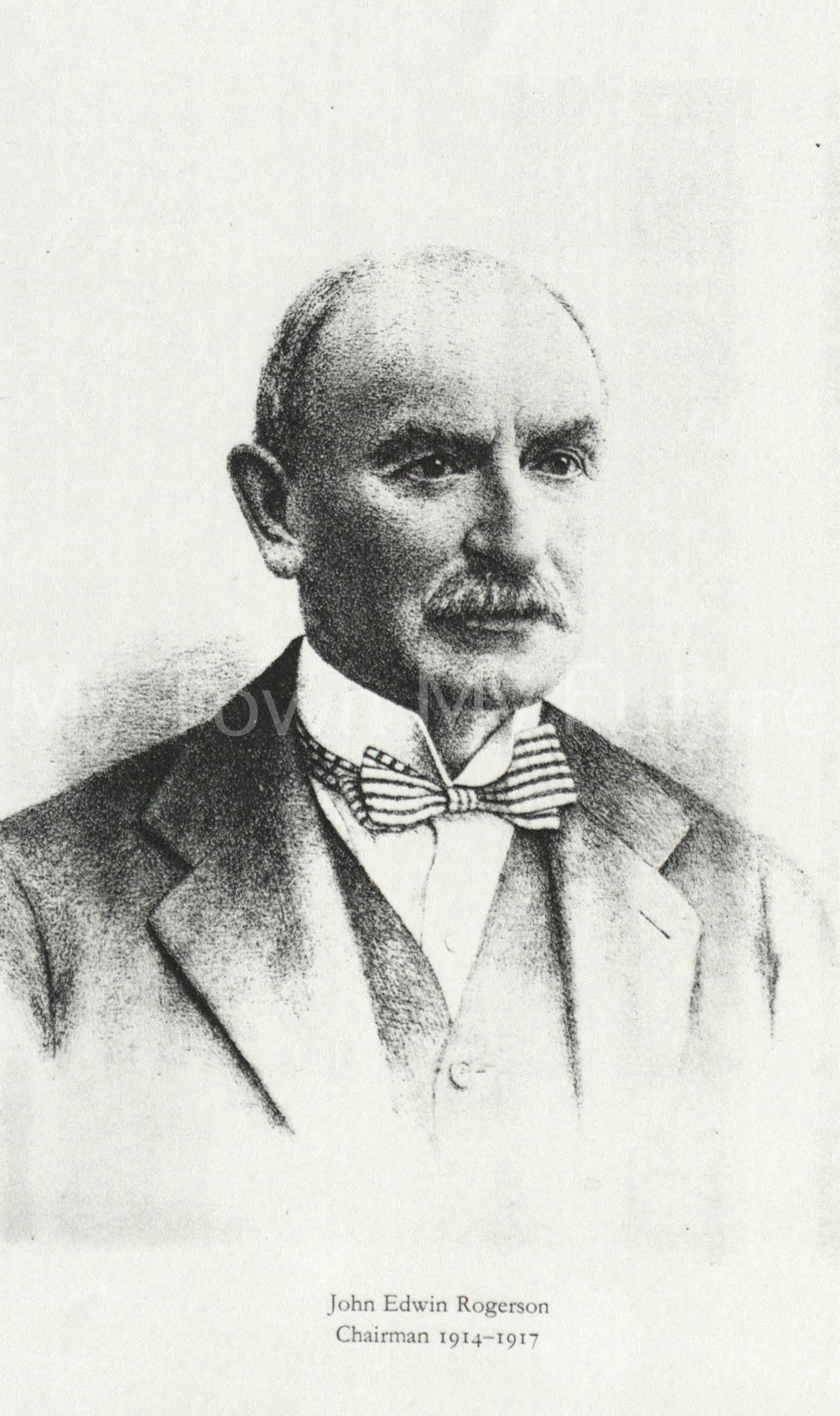 John Edwin Rogerson