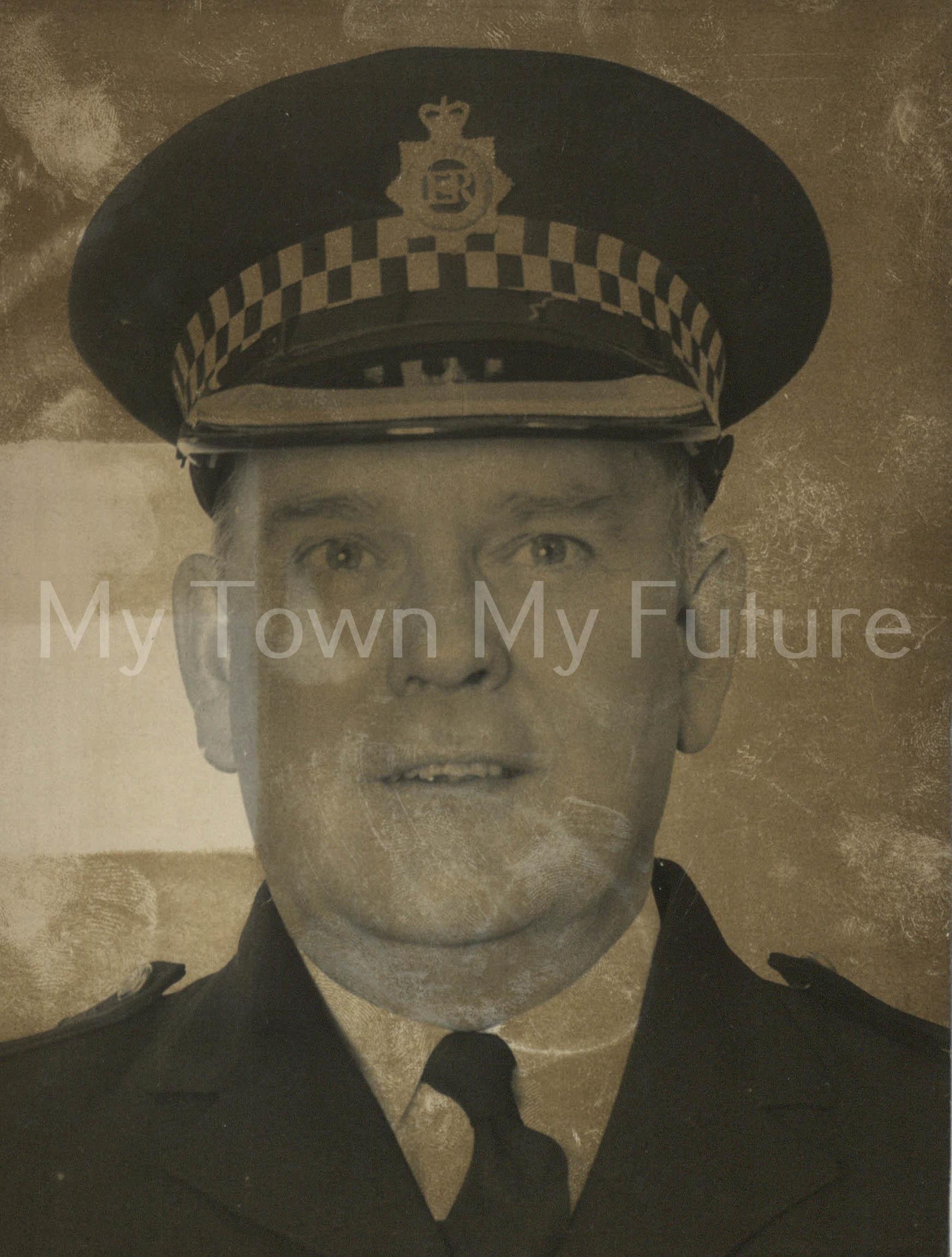 Chief Constable John Storey