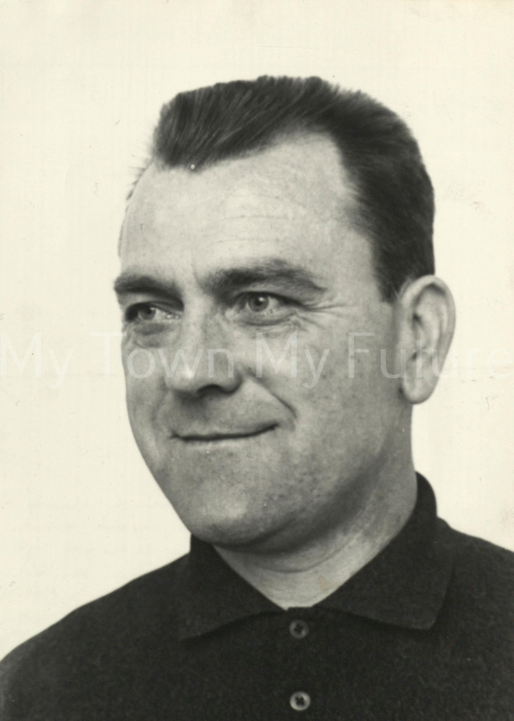 Harold Stephenson