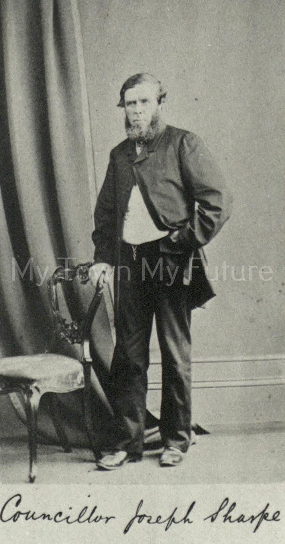 Councillor Joseph Sharpe