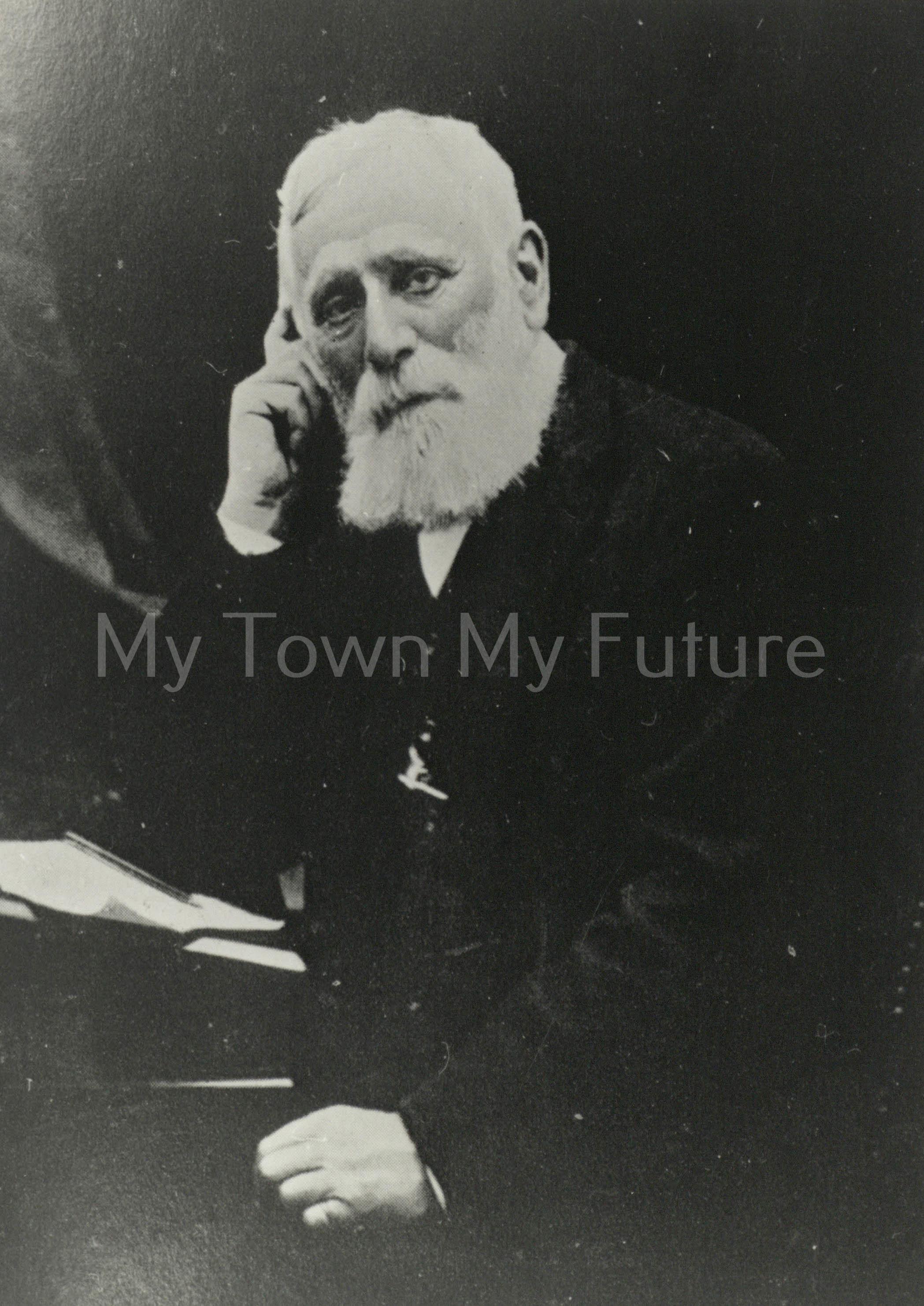 Sir Berhard Samuelson