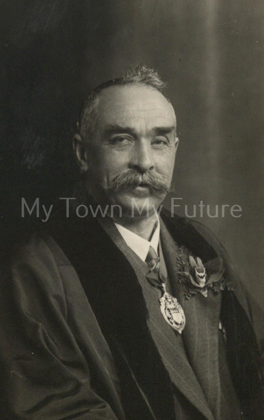 Samuel Sadler, 1910