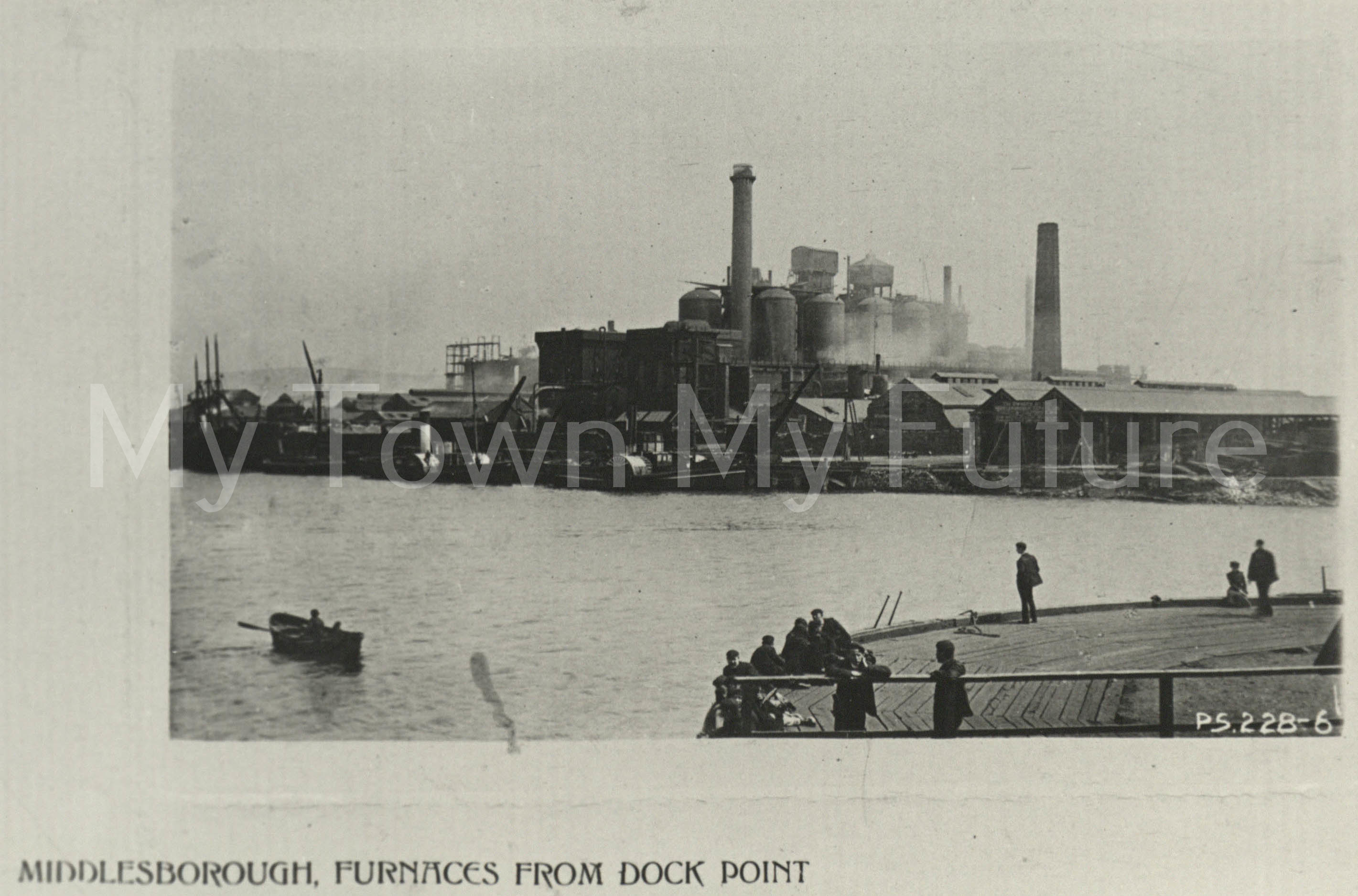 Furnaces from Dock Point