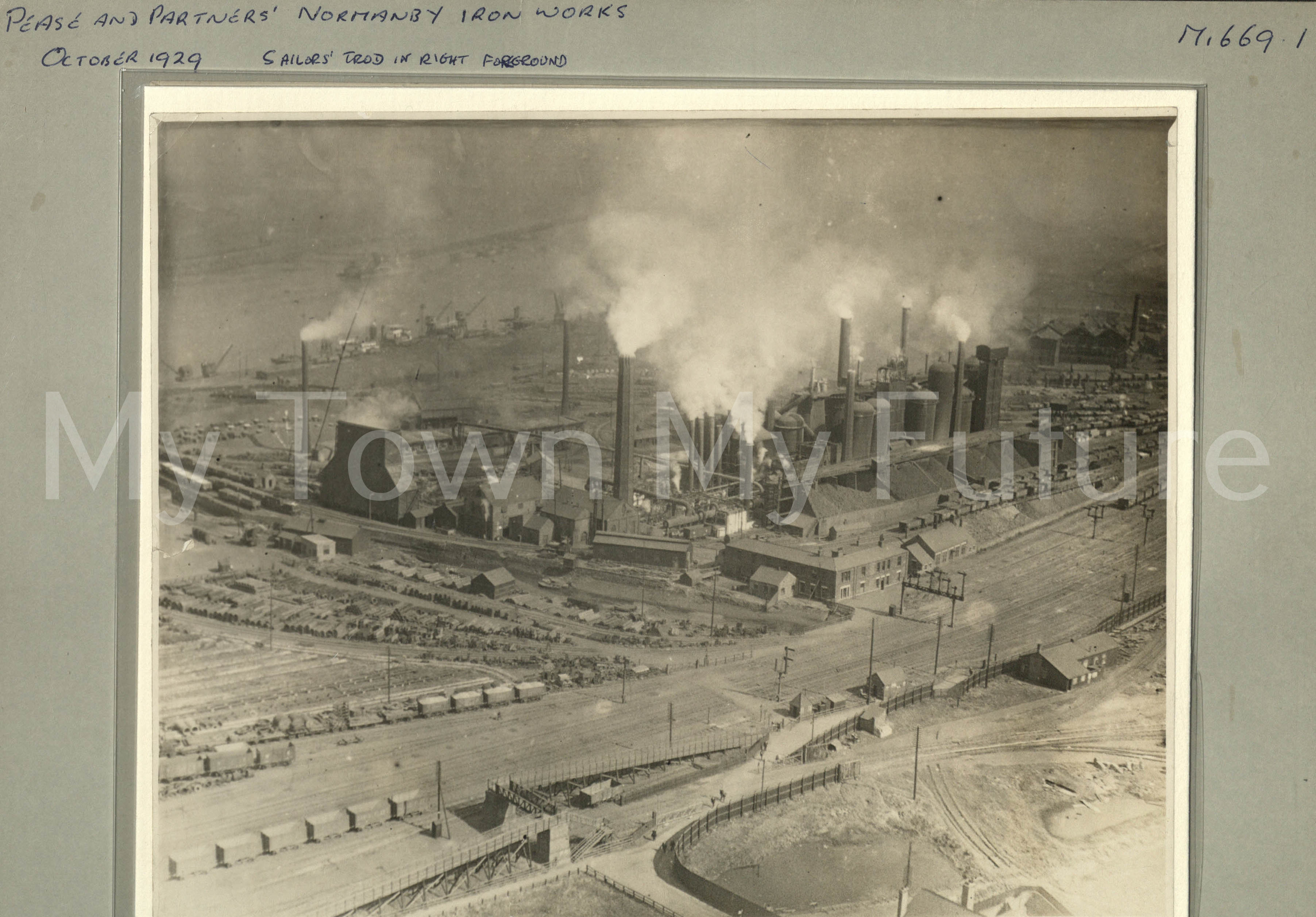 Normanby Ironworks