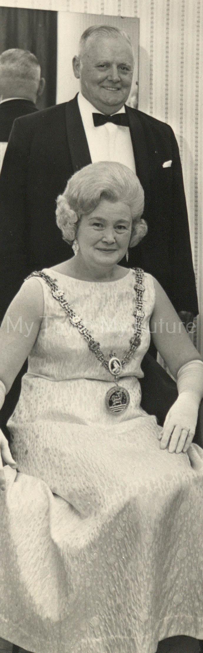 Ald. Mrs W. J. Tuson