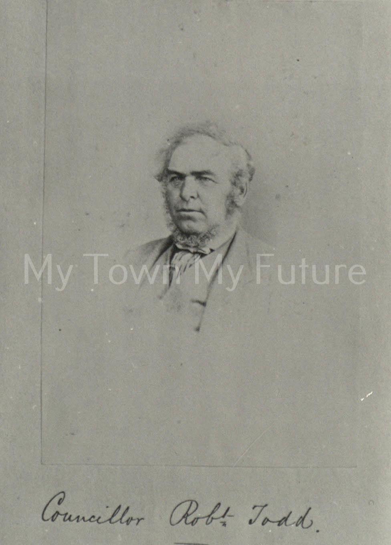 Councillor Robert Todd