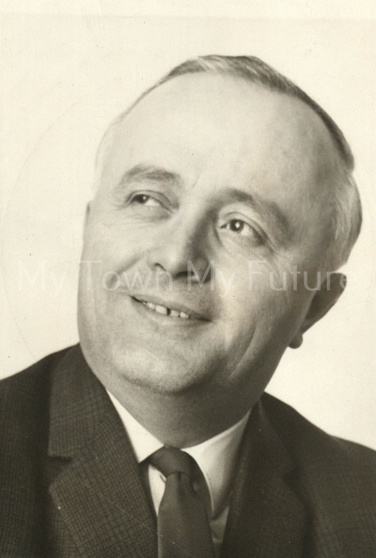 James Tinn M.P