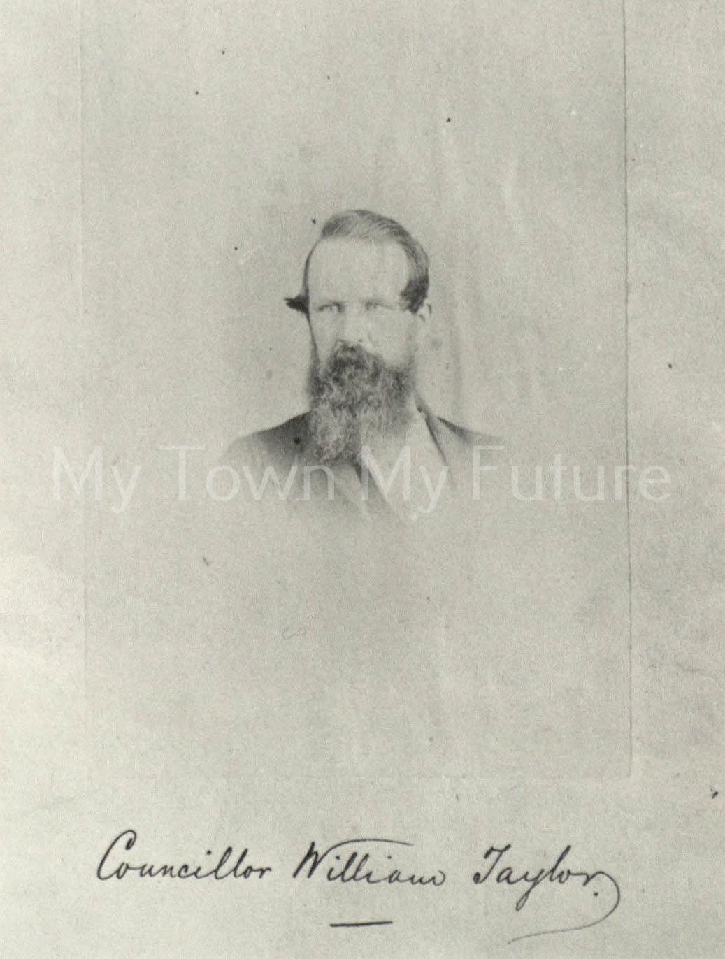William Lockwood Taylor