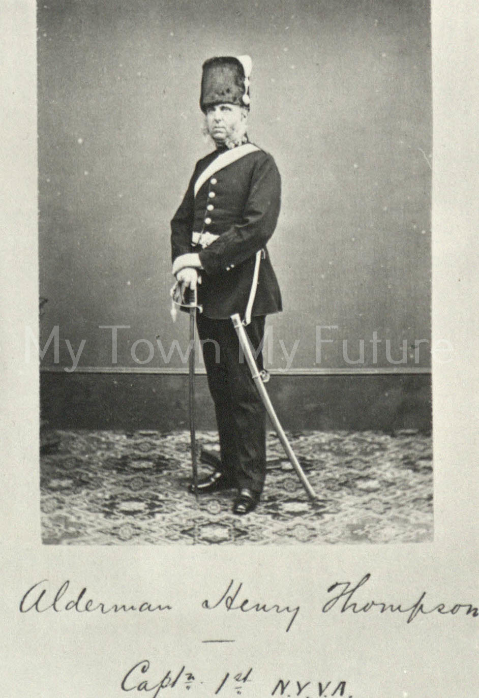 Alderman Henry Thompson