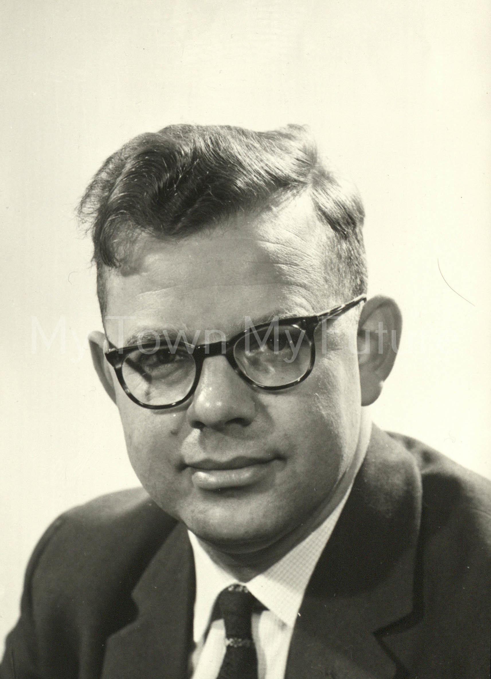 Dr R G J Telfer, 1st July 1971, I.C.I.