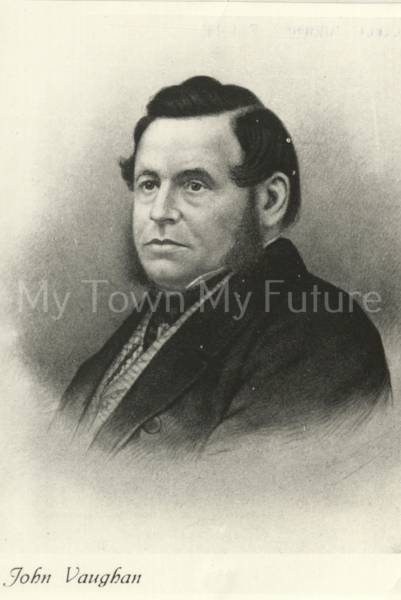 John Vaughn - Dept. of Planning - Cleveland County Council