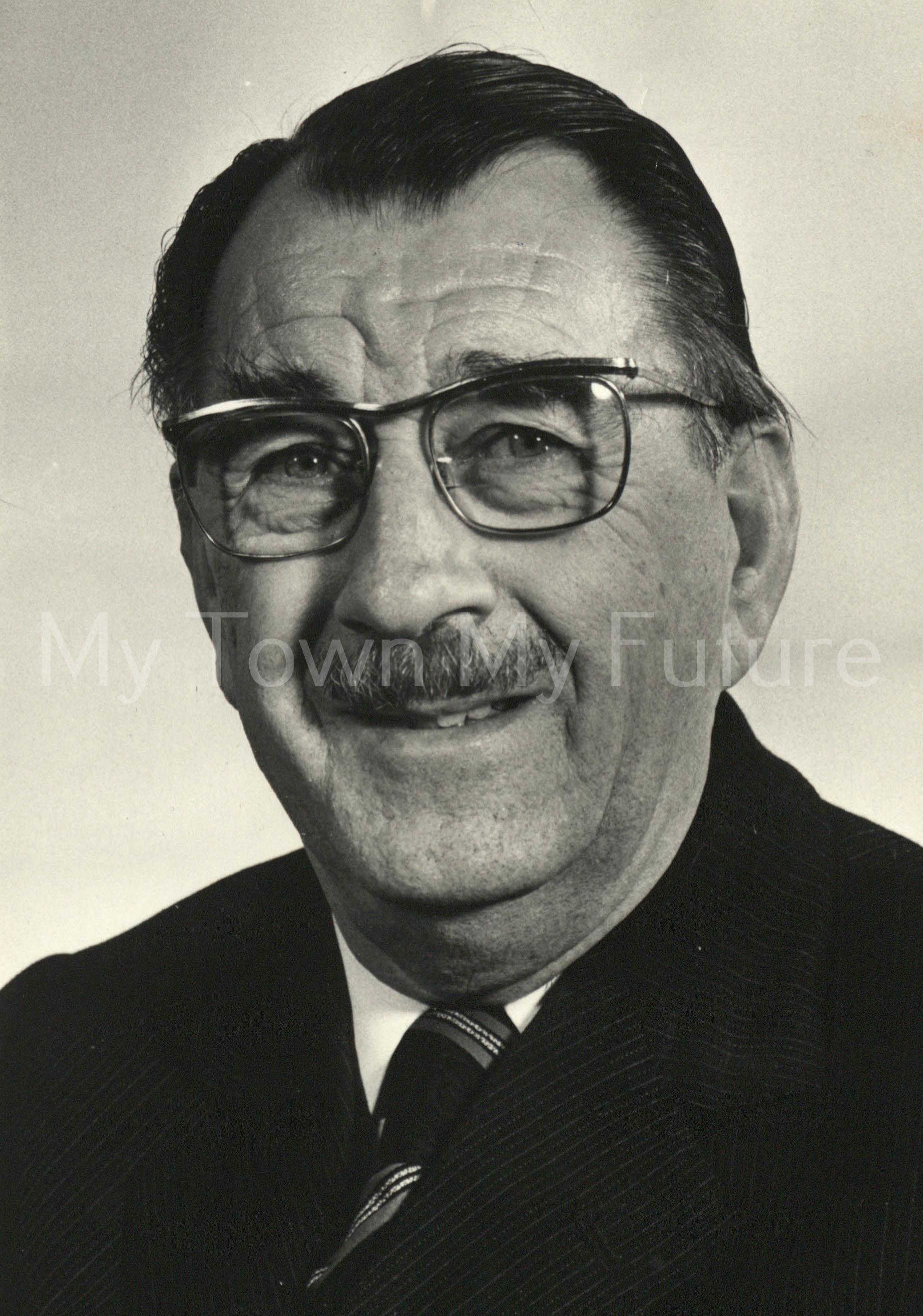 John B Woodham